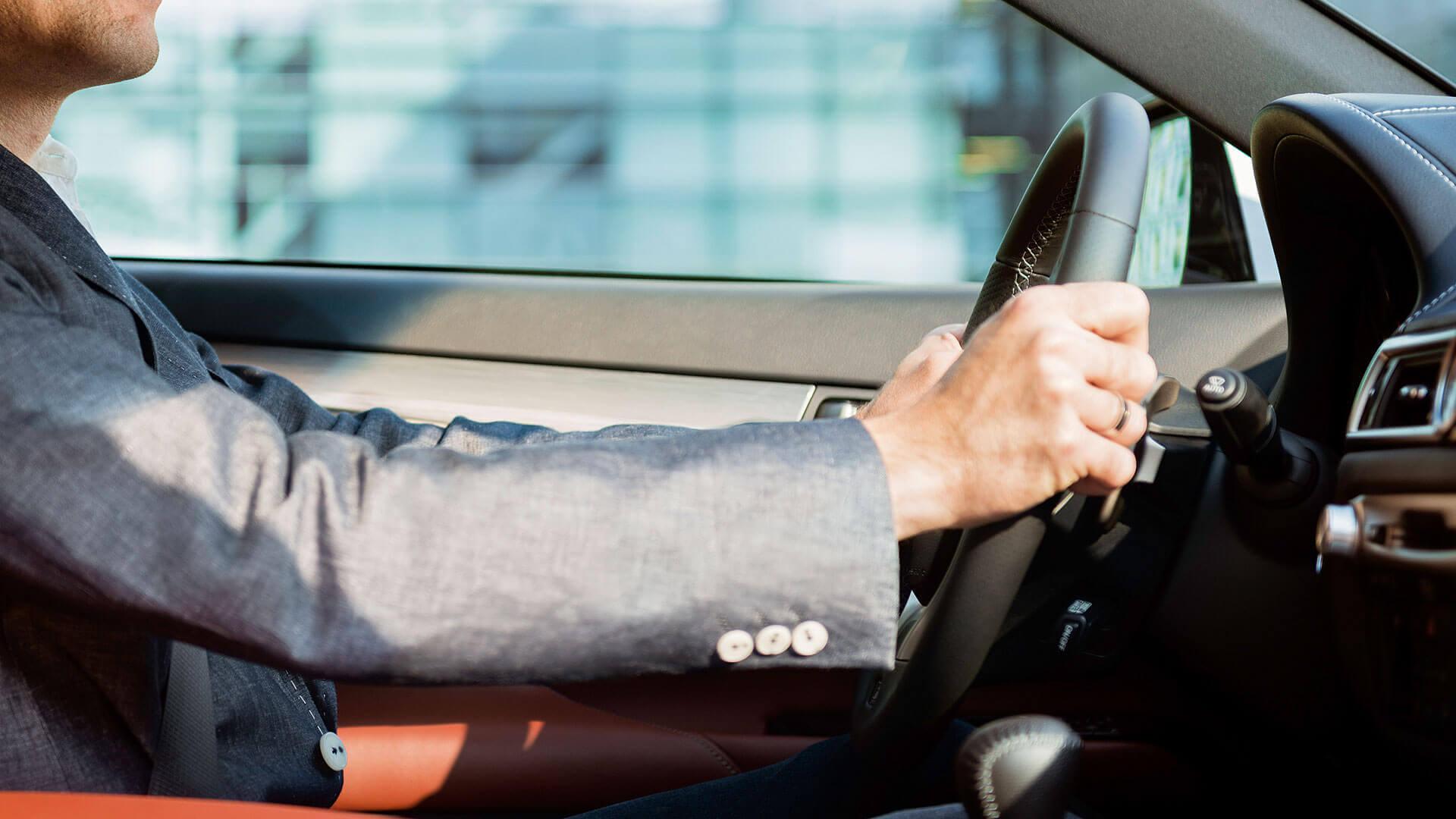 2017 lexus ct 200h next steps behind wheel