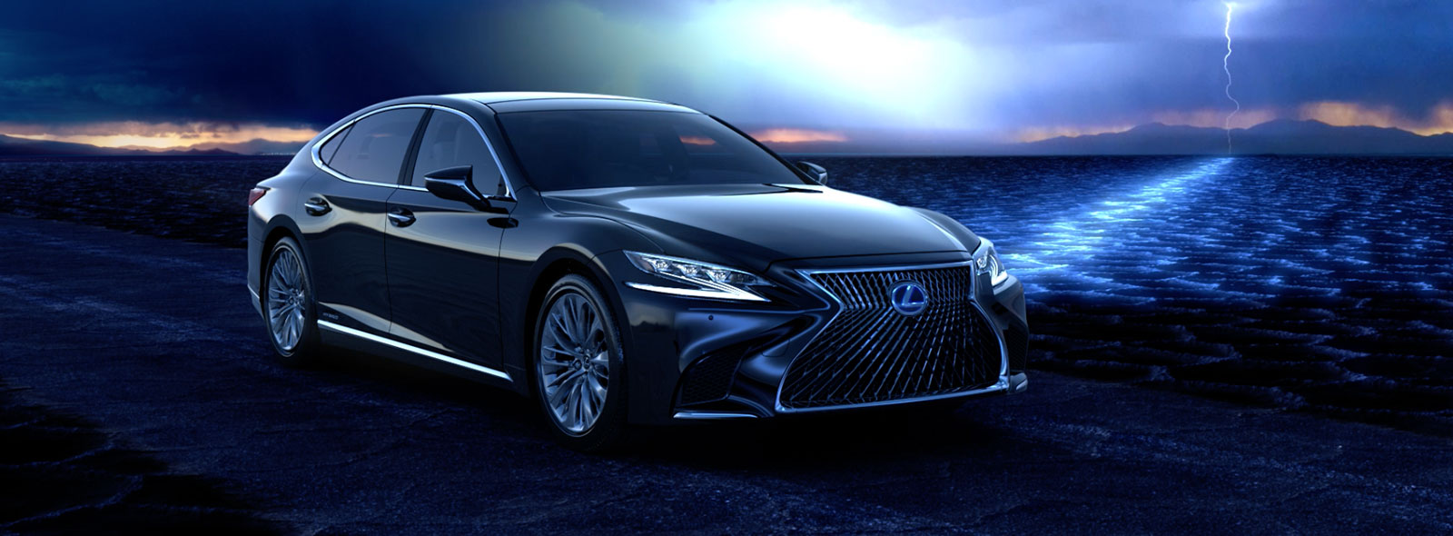 2018 Lexus LS Geneva Launch Video