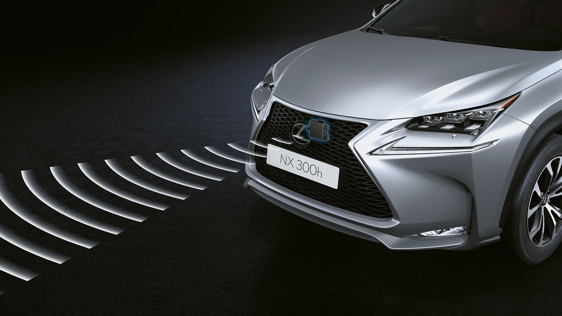2017 lexus nx 300h features pre crash safety