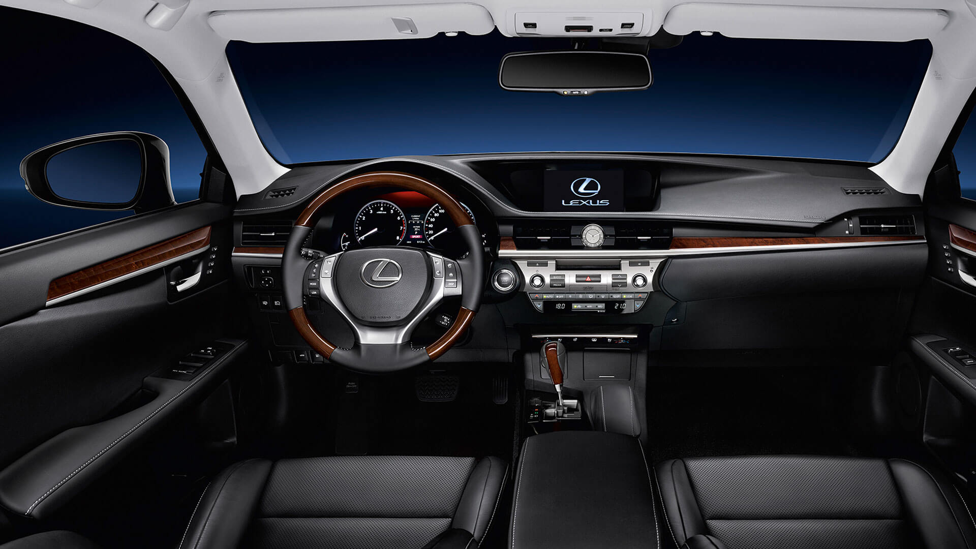 2017 lexus es gallery 015 interior