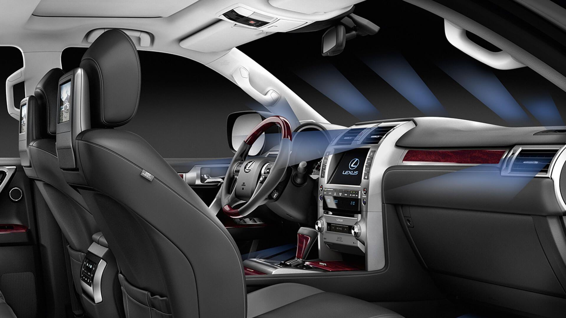 2017 lexus gx 460 features heated windscreen