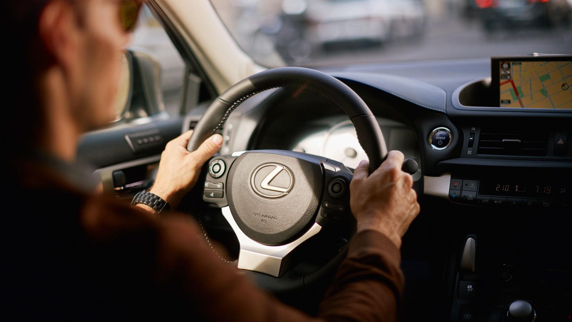 2018 lexus ct 200h my18 next steps behind the wheel