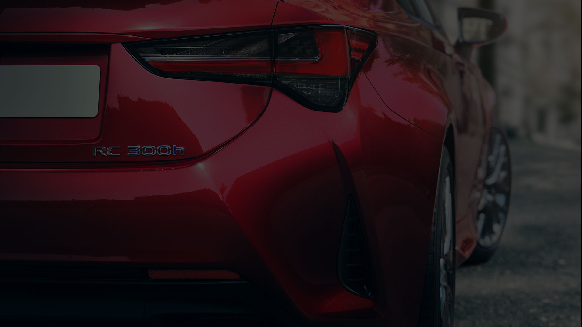 2018 lexus new rc razor sharp quote background