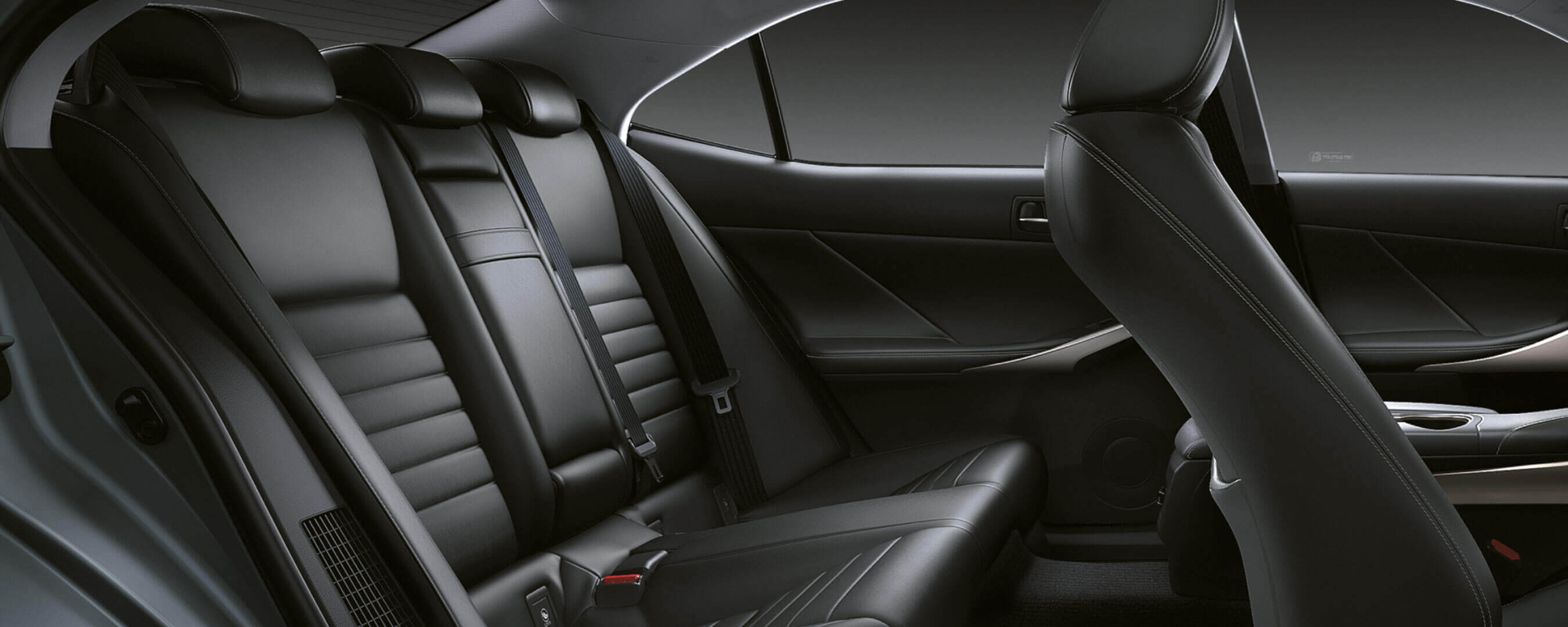 2017 lexus is 300h experience hero interior back