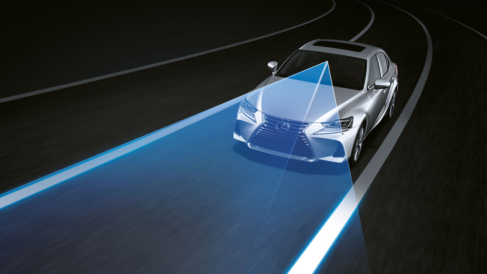 2017 lexus is 300h features high beam