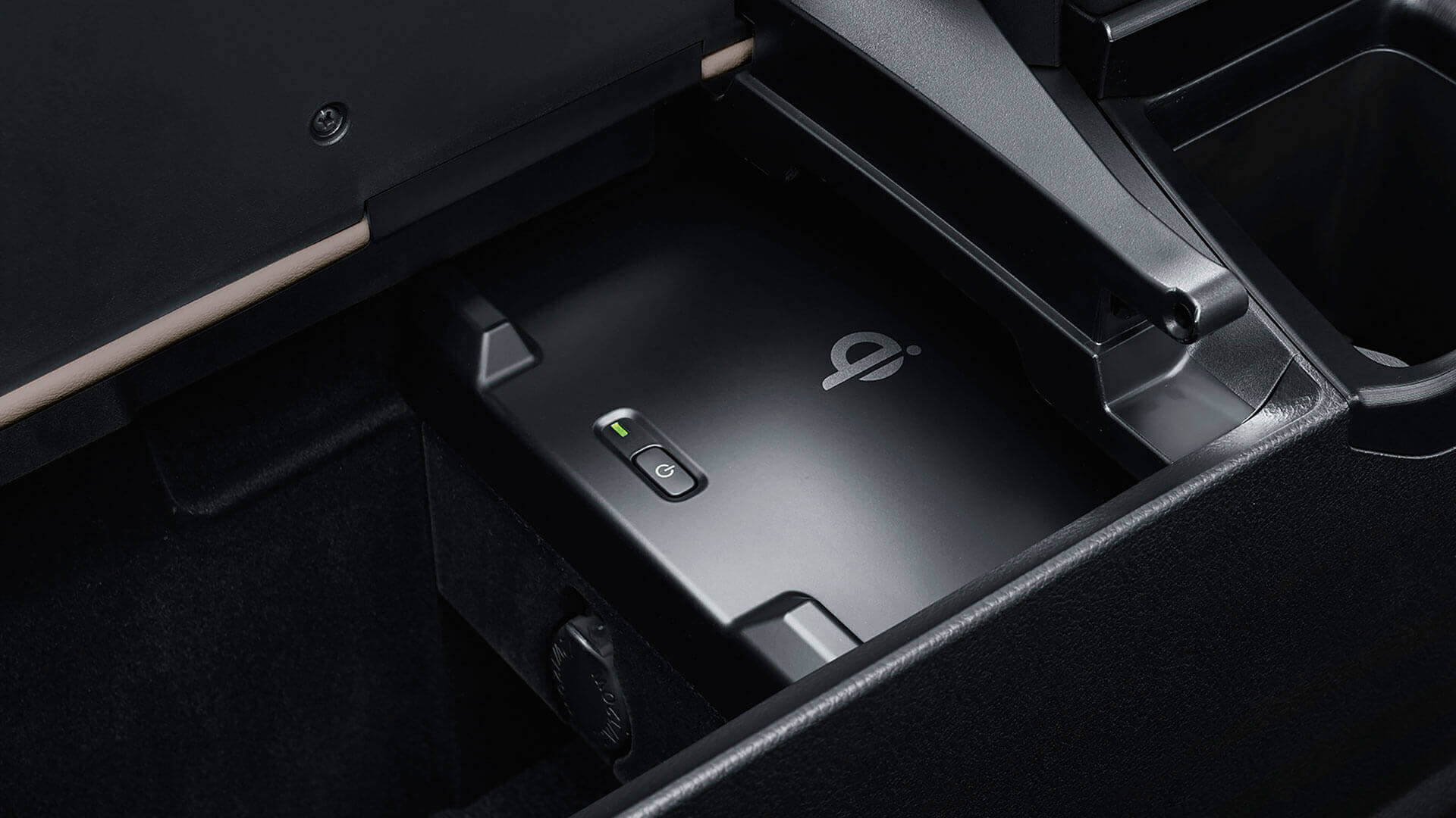 2019 lexus es hybrid experience feature wireless charger
