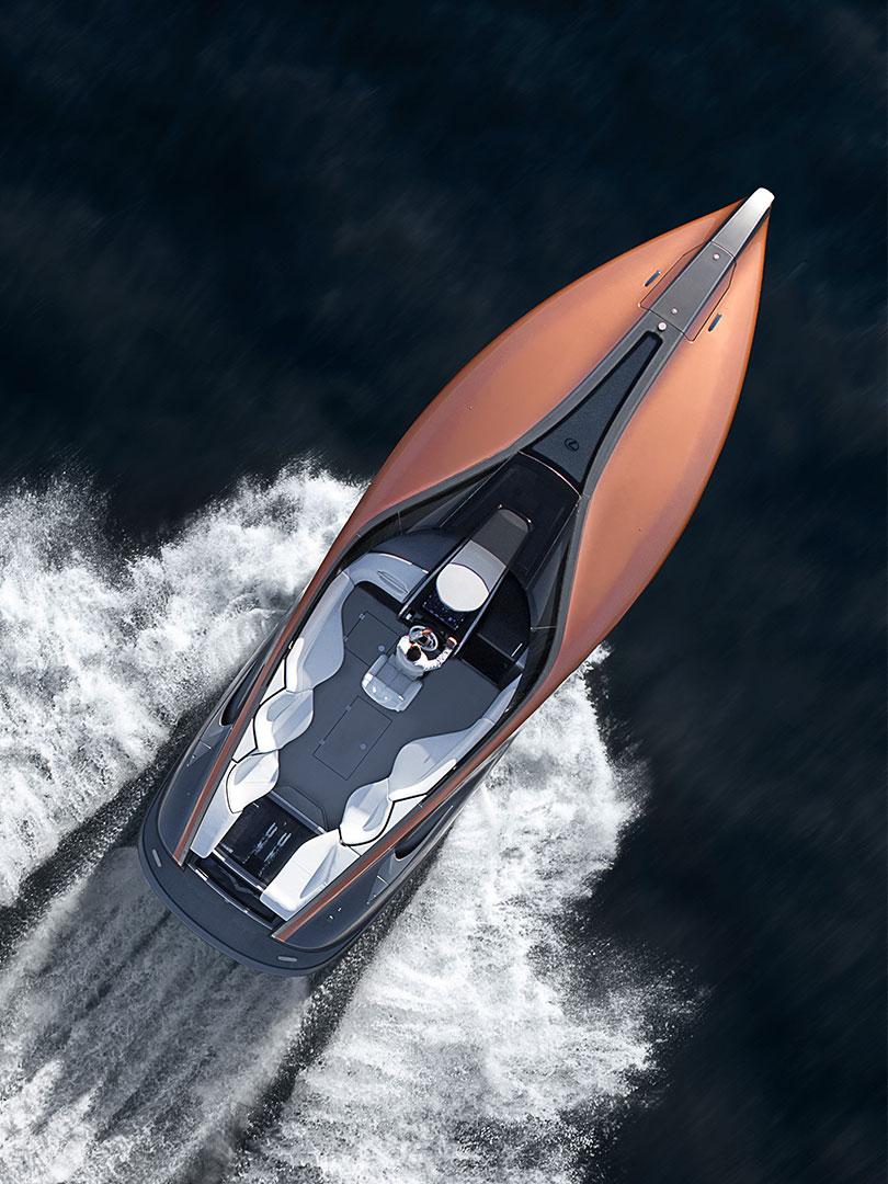 2019 lexus brand yacht