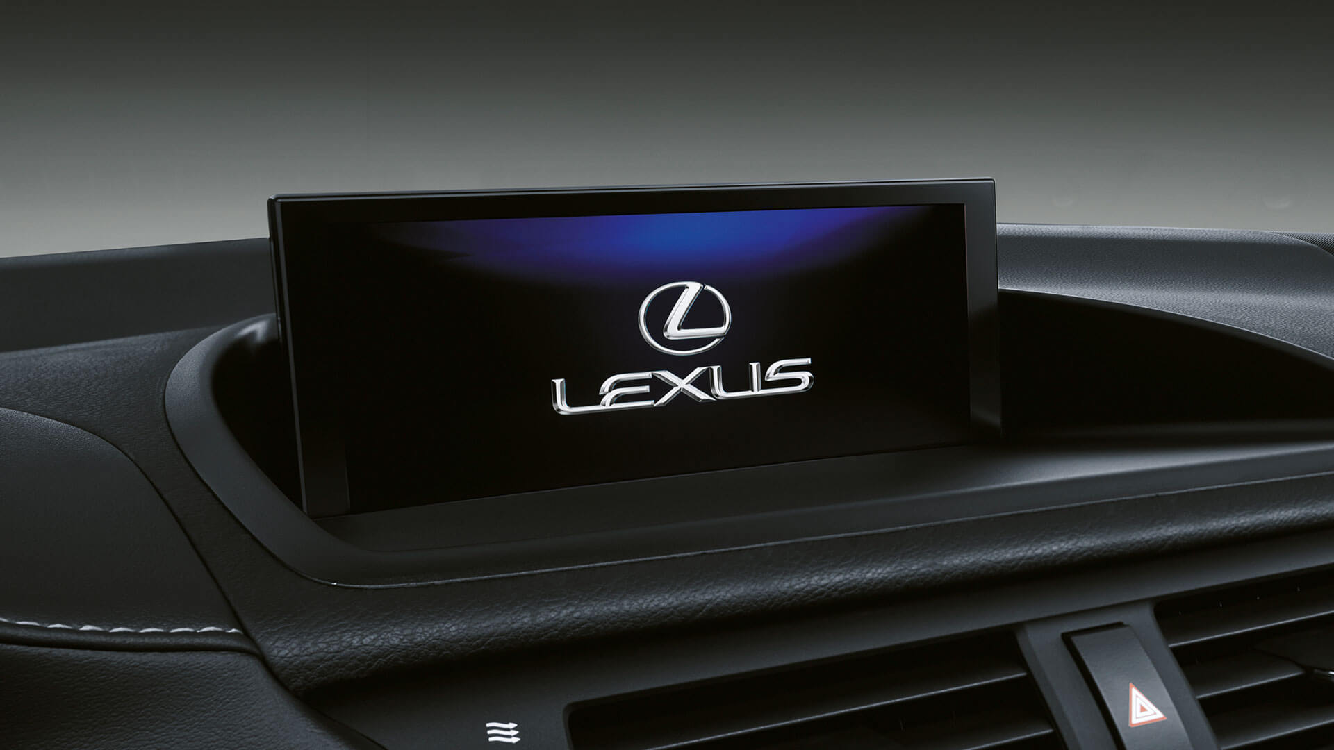 2018 lexus ct 200h my18 features media display