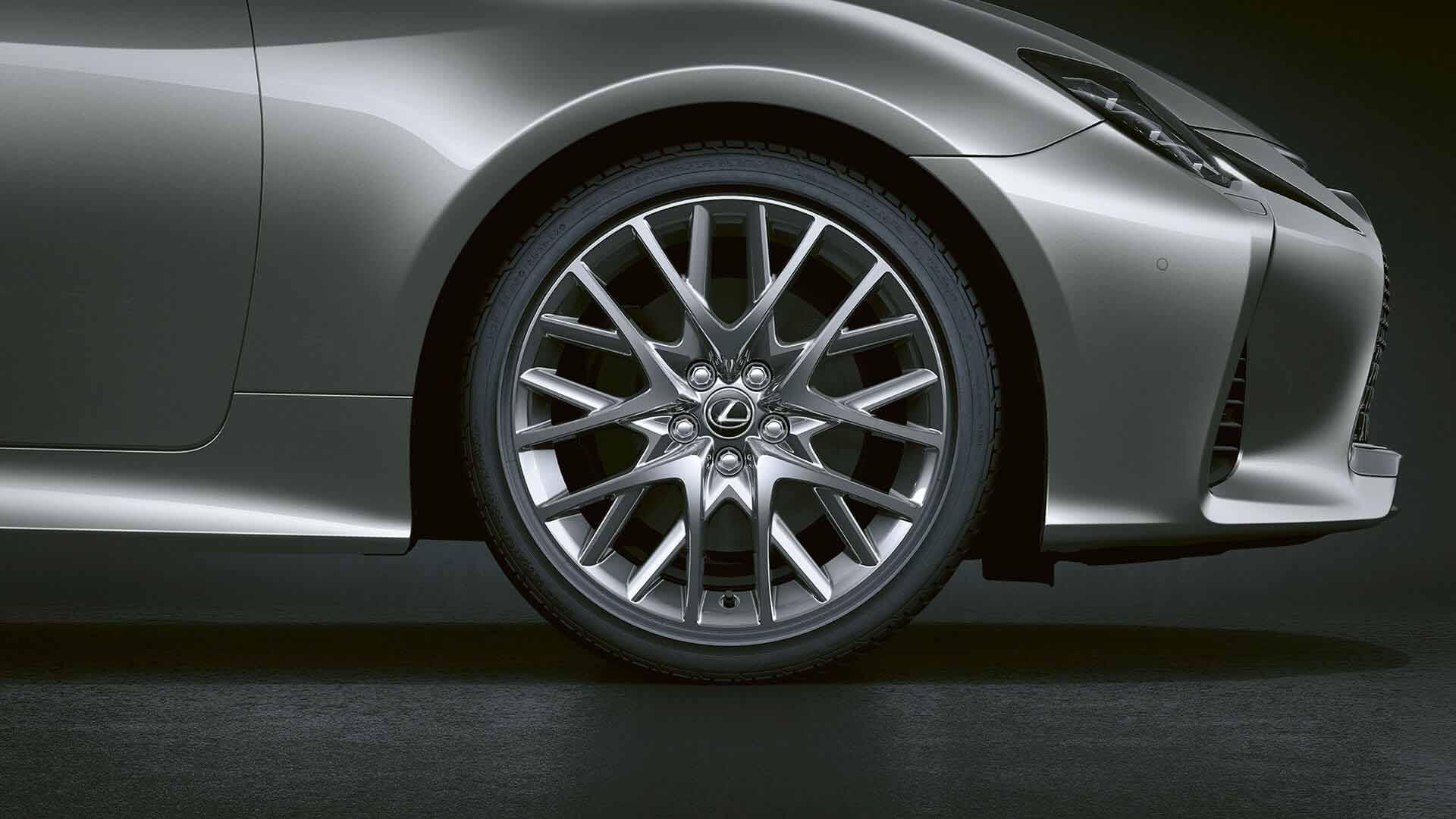 2018 lexus rc hotspot 18 19 inch alloy wheels