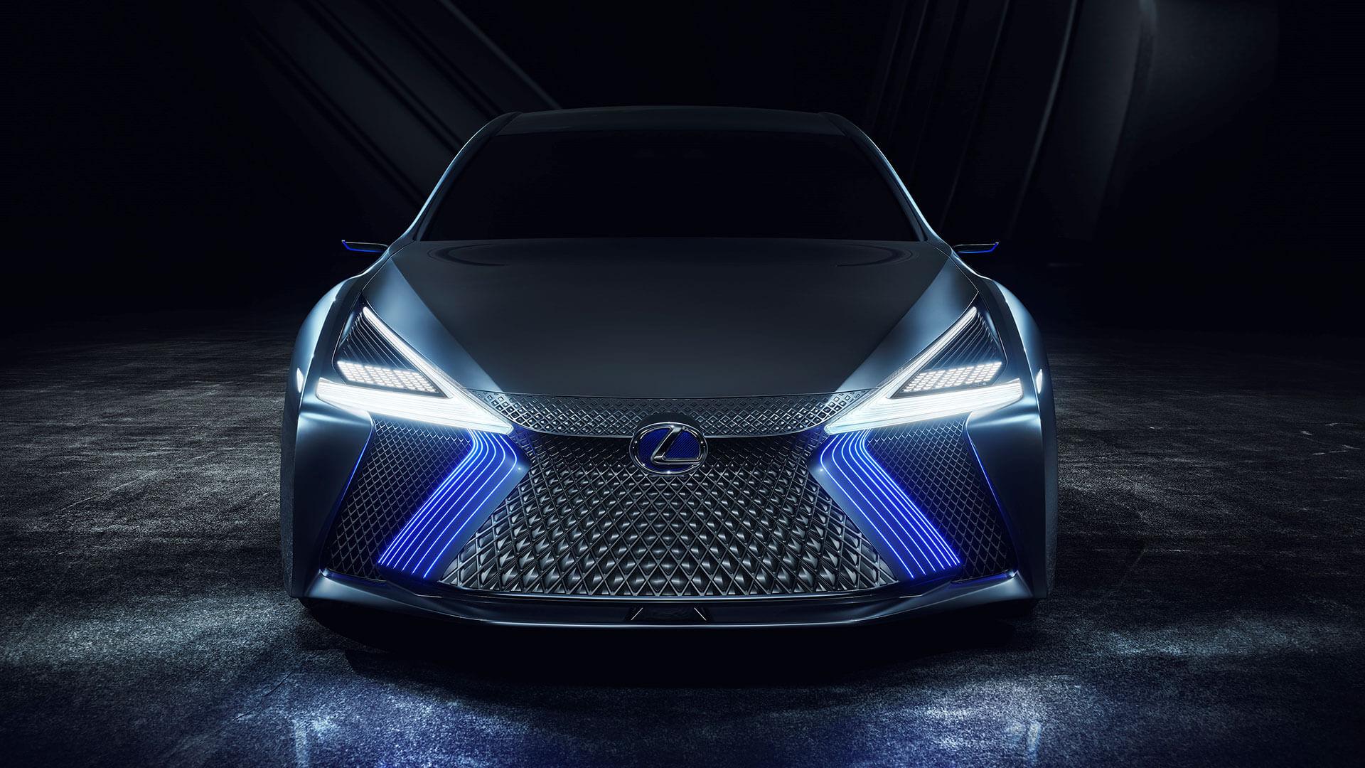 lexus ls concept tokyo motor show gallery 012