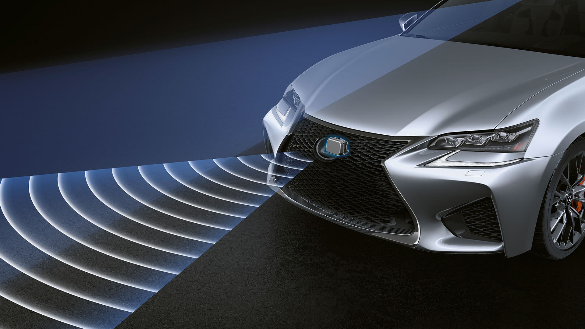 2017 lexus gs f features pre crash safety