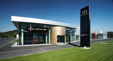 Lexus Brno Image