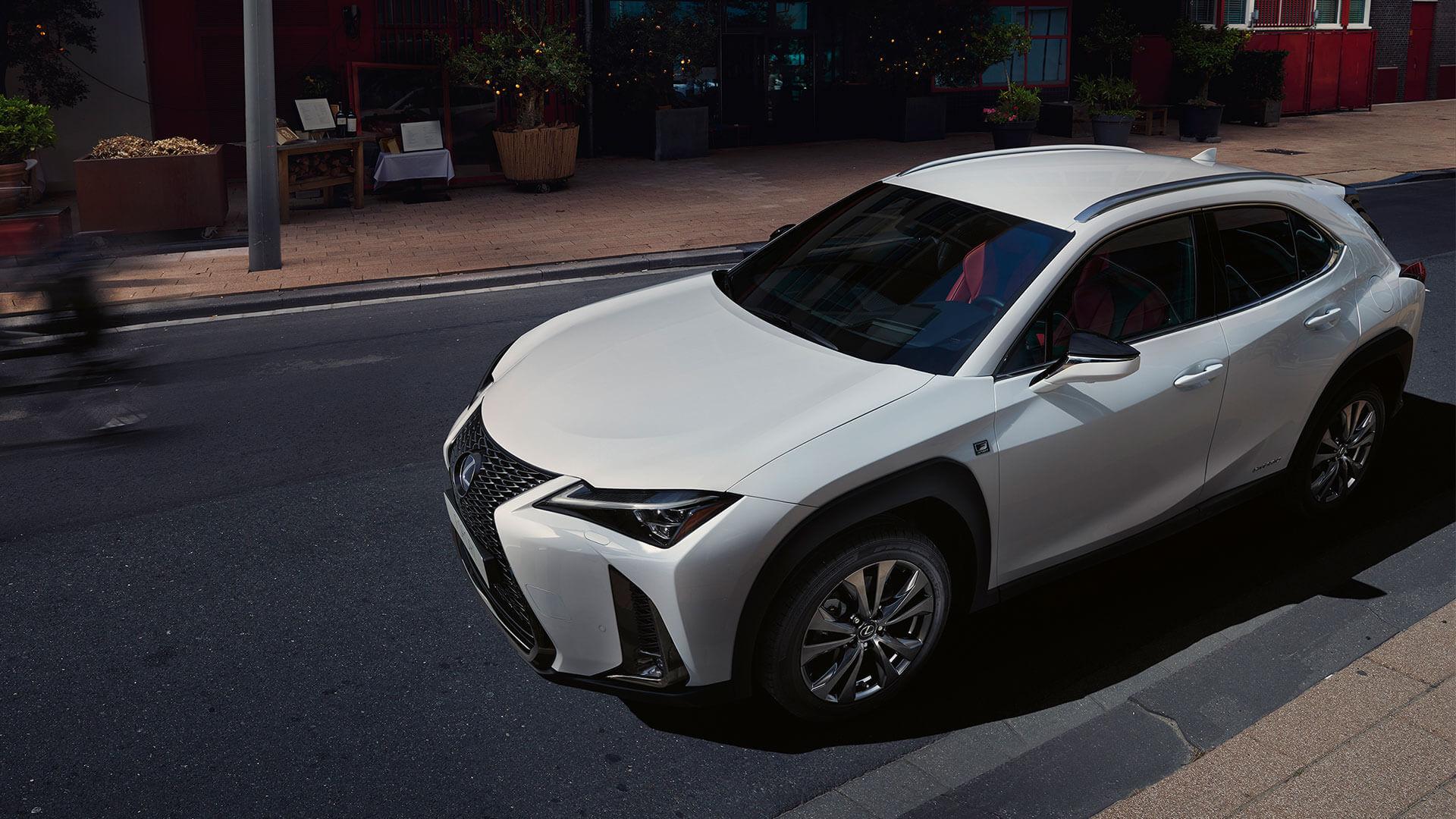lexus ux premium crossover | modelle | lexus de