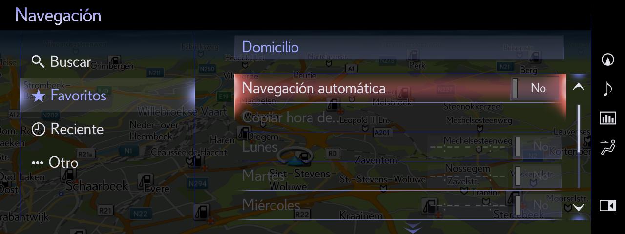 03 Set Auto Navigation