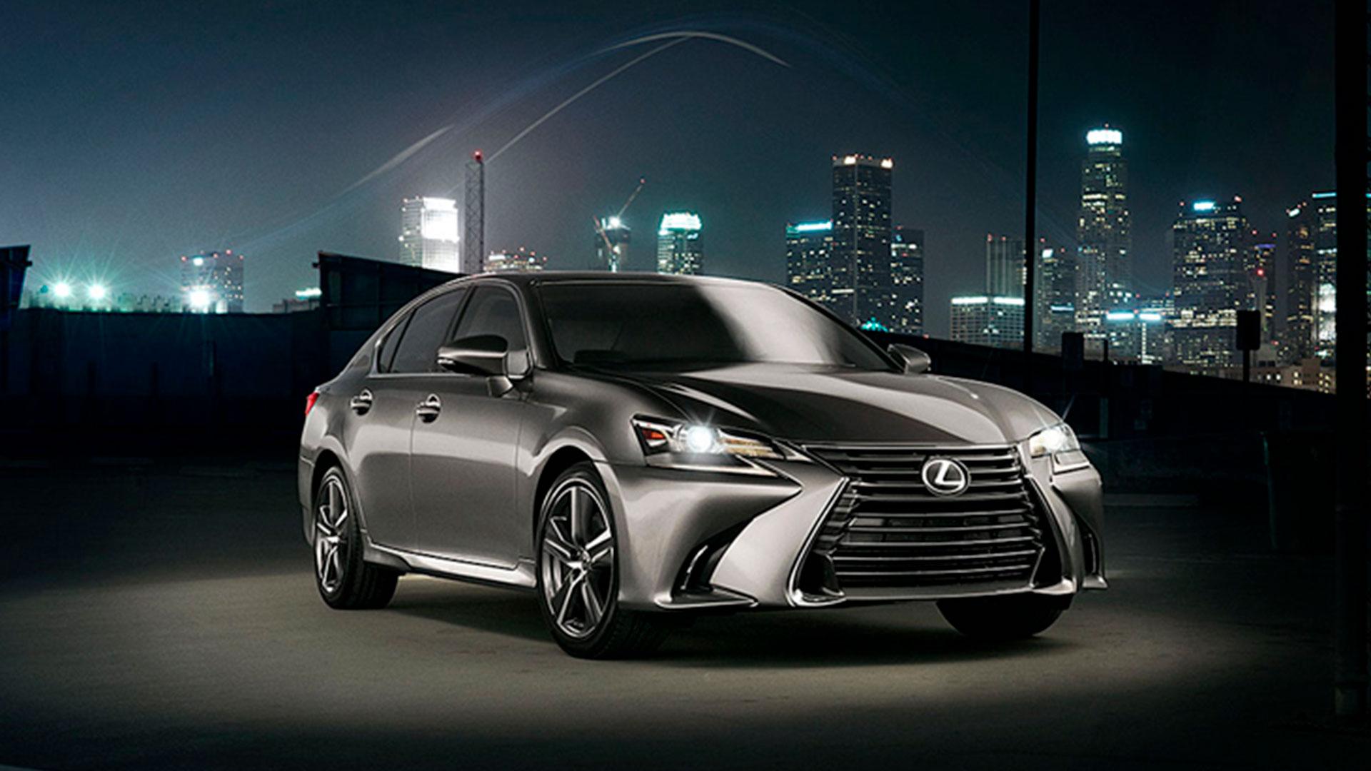 El Lexus GS 300h Edition con nuevo equipamiento y tecnología para empresas