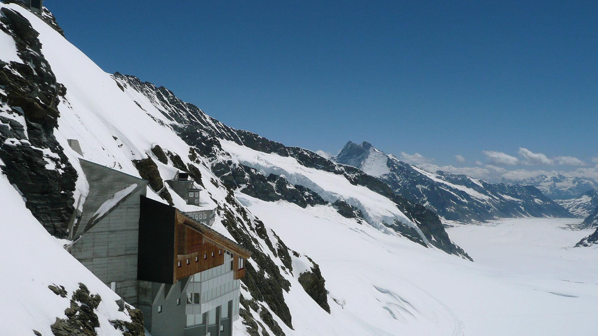 Jungfraujoch hero asset