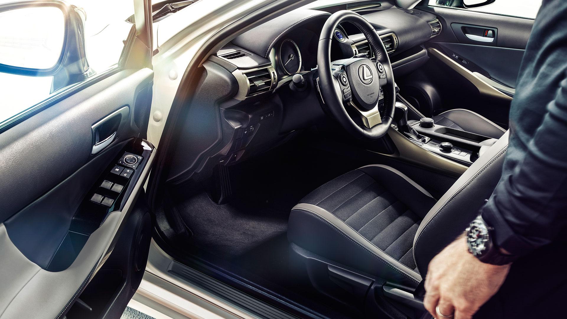 Lexus Climate Concierge hero asset