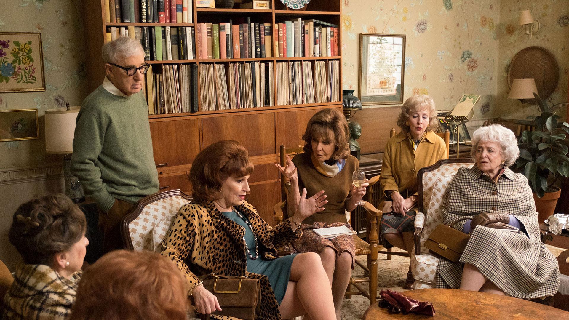 Woody Allen hero asset