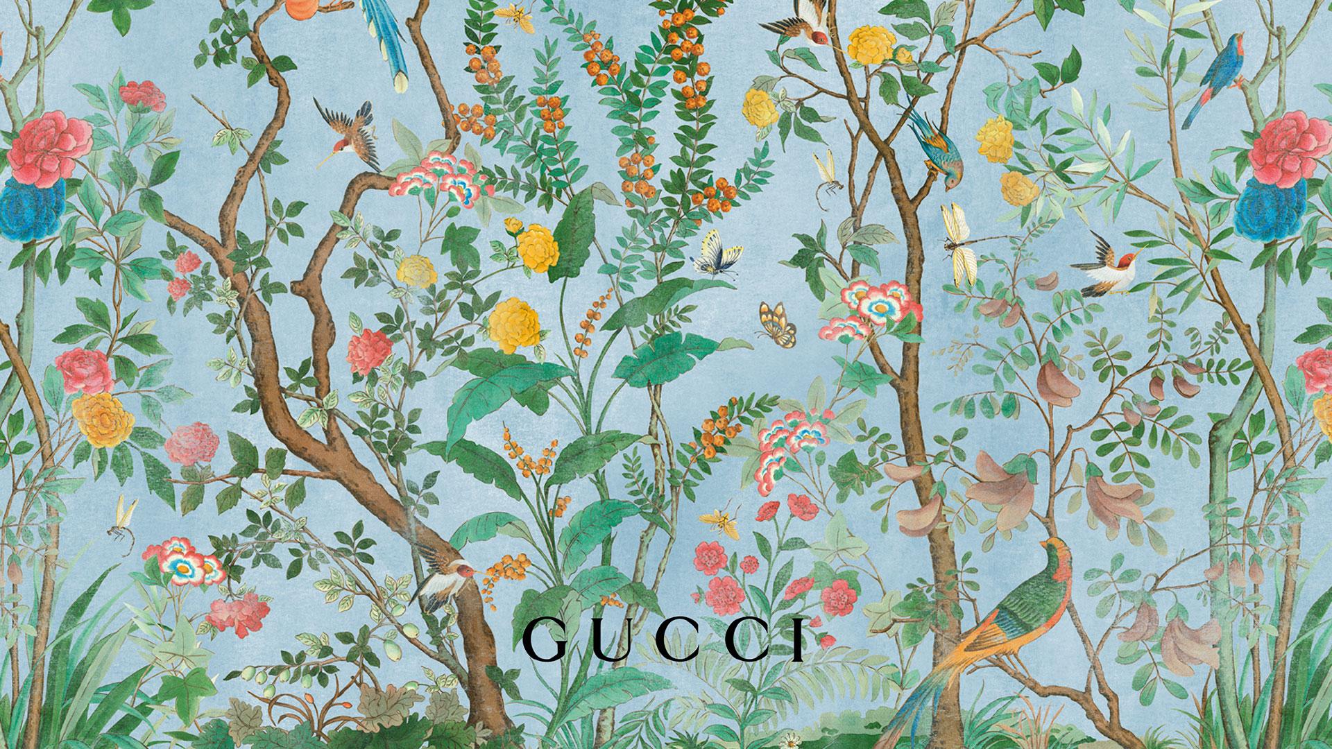 Estampados Tian de Gucci hero asset