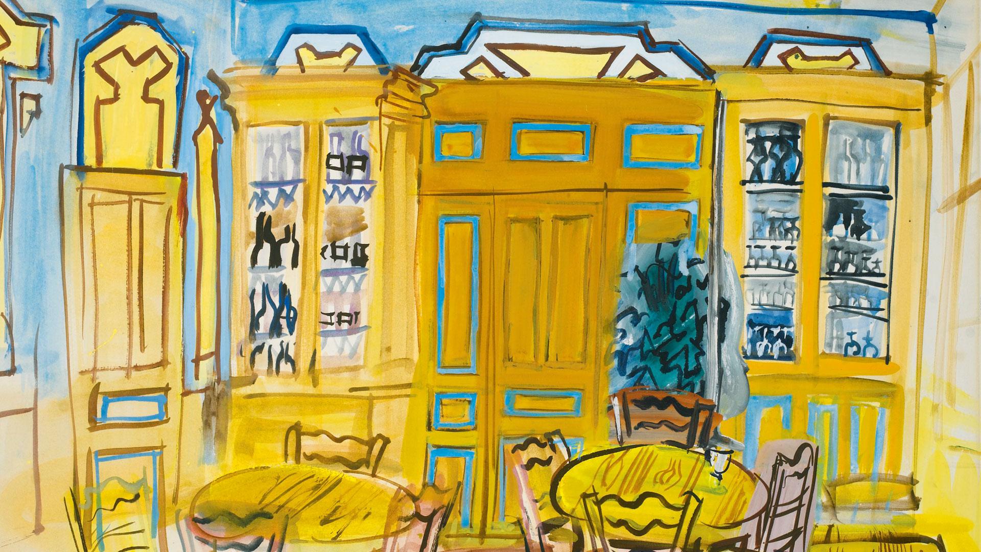 Raoul Dufy hero asset