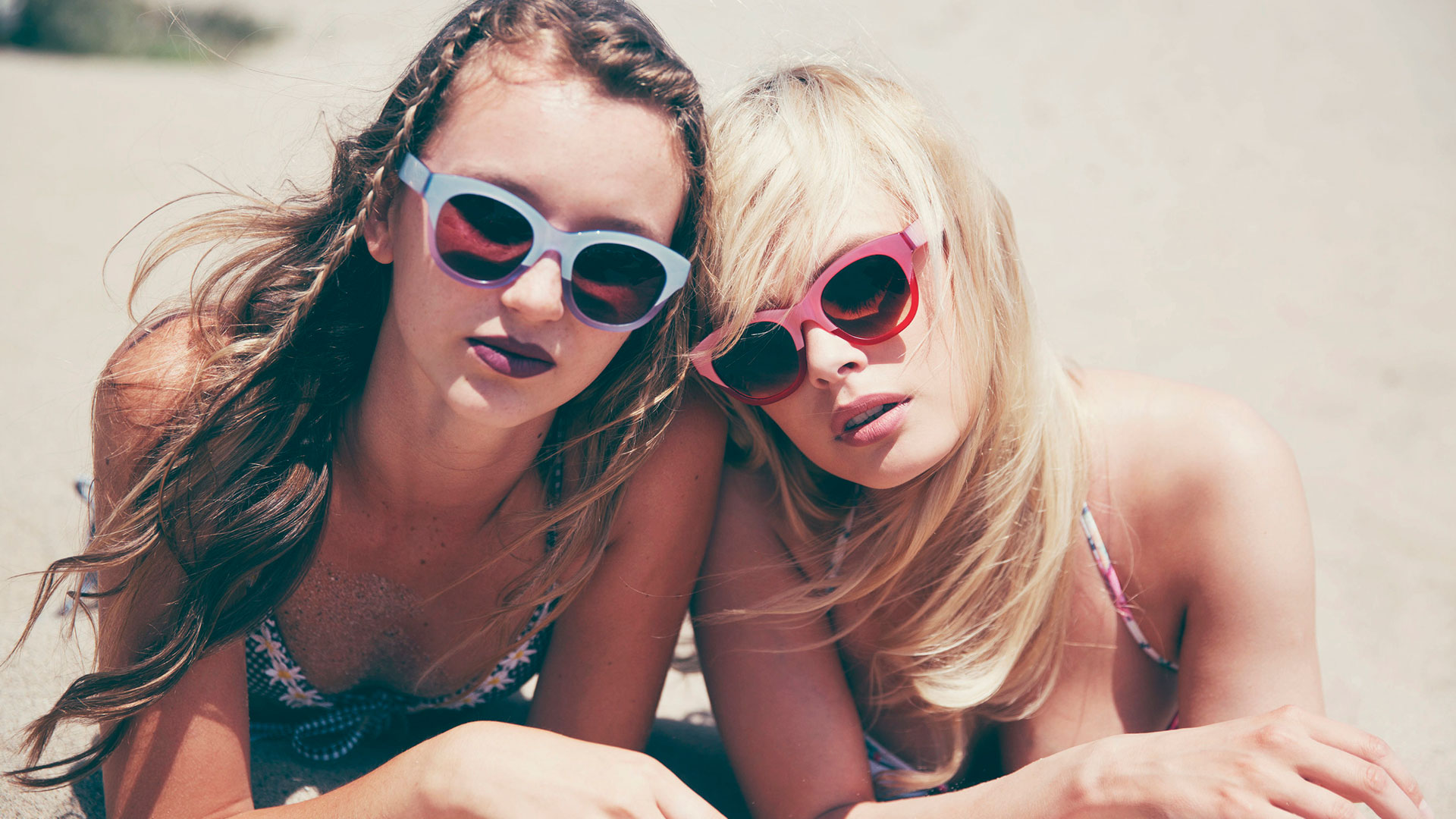 Gafas de las It Girls hero asset