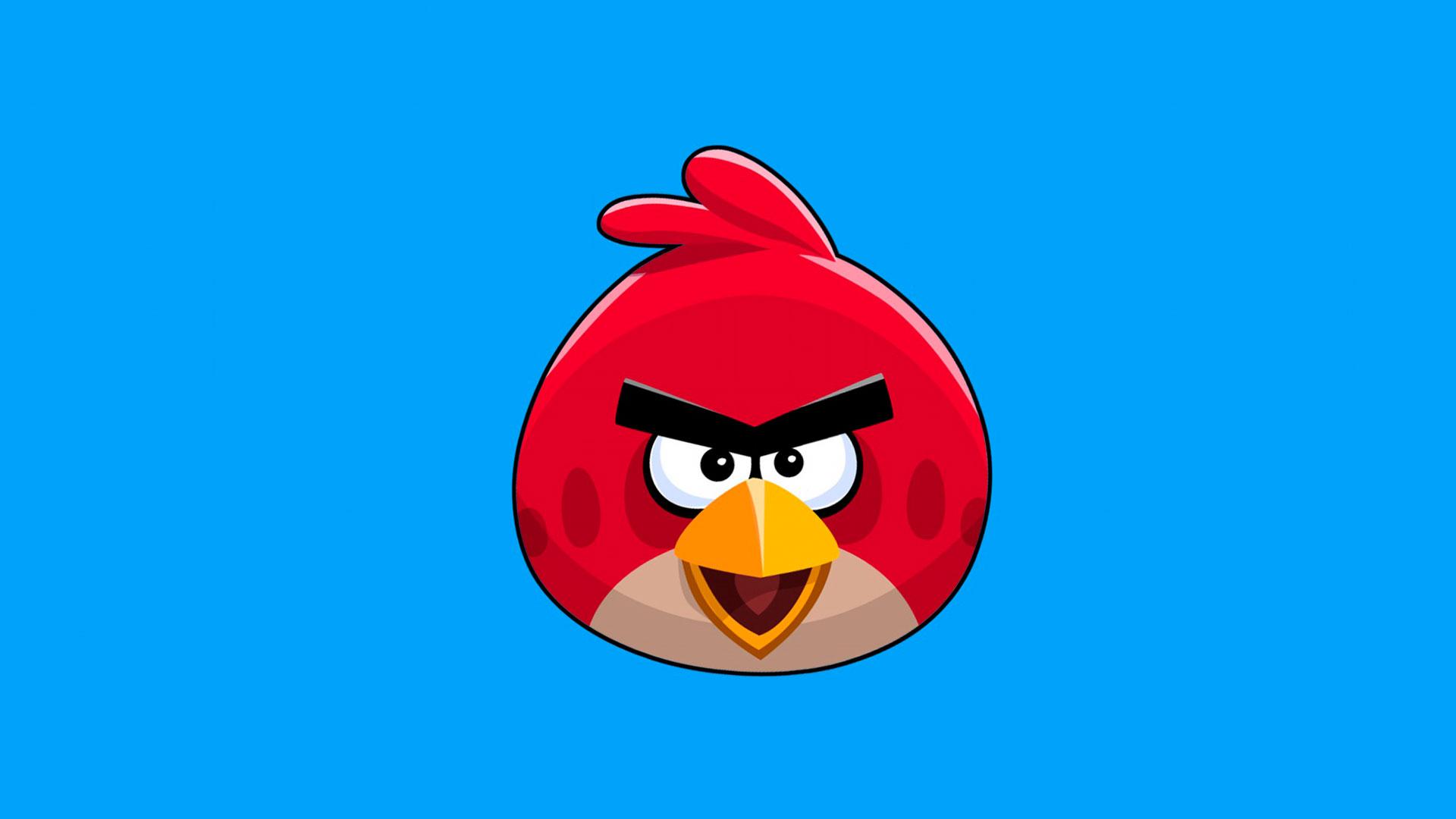 Angry birds hero asset