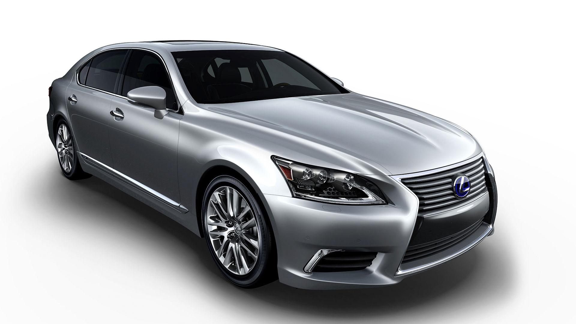 Gama y precios Lexus LS 600h hero asset