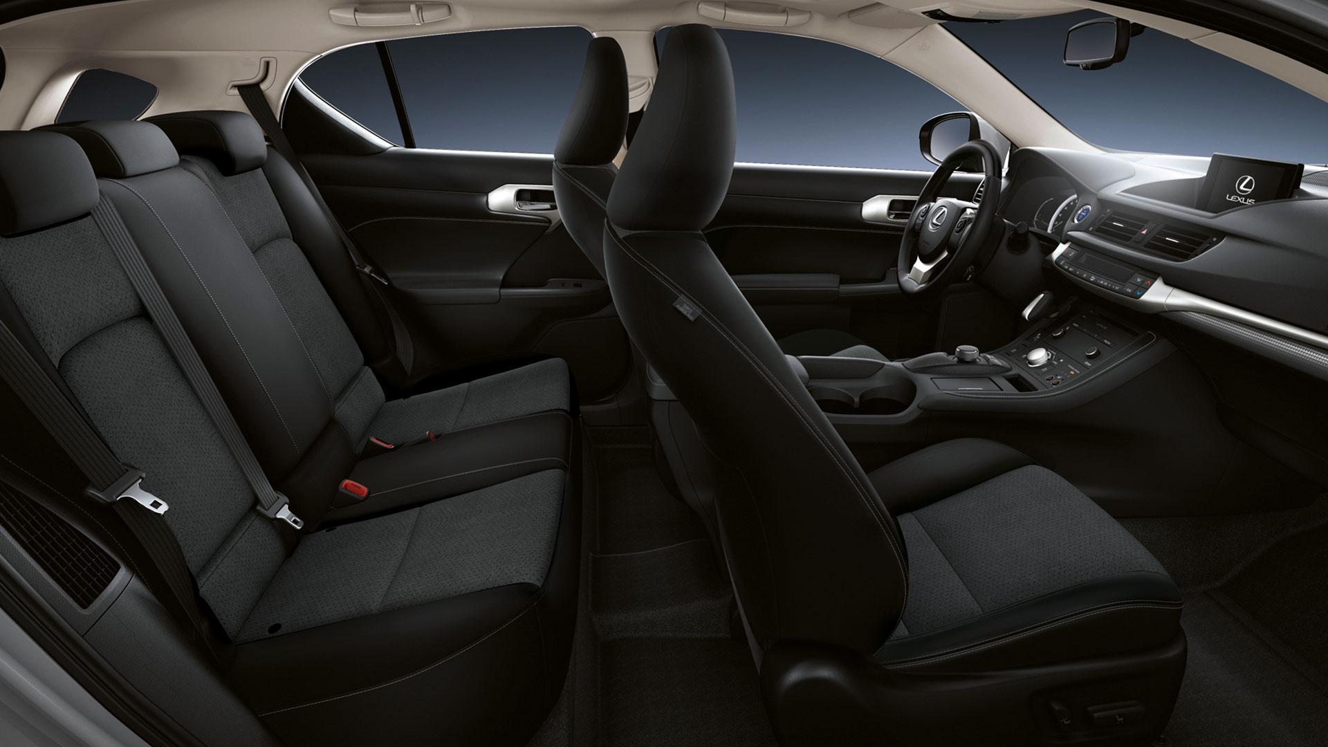 Lexus líder en Satisfacción hero asset