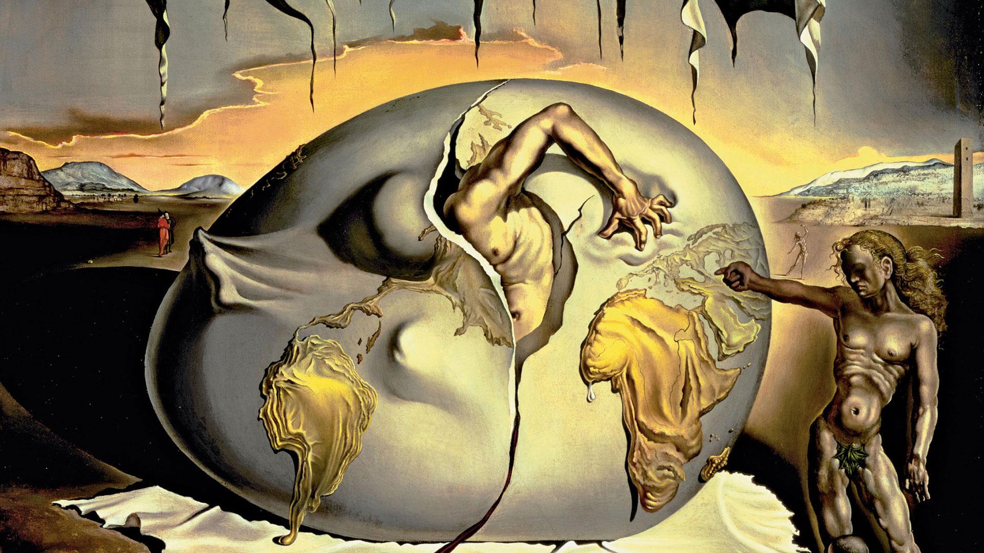 Dalí hero asset