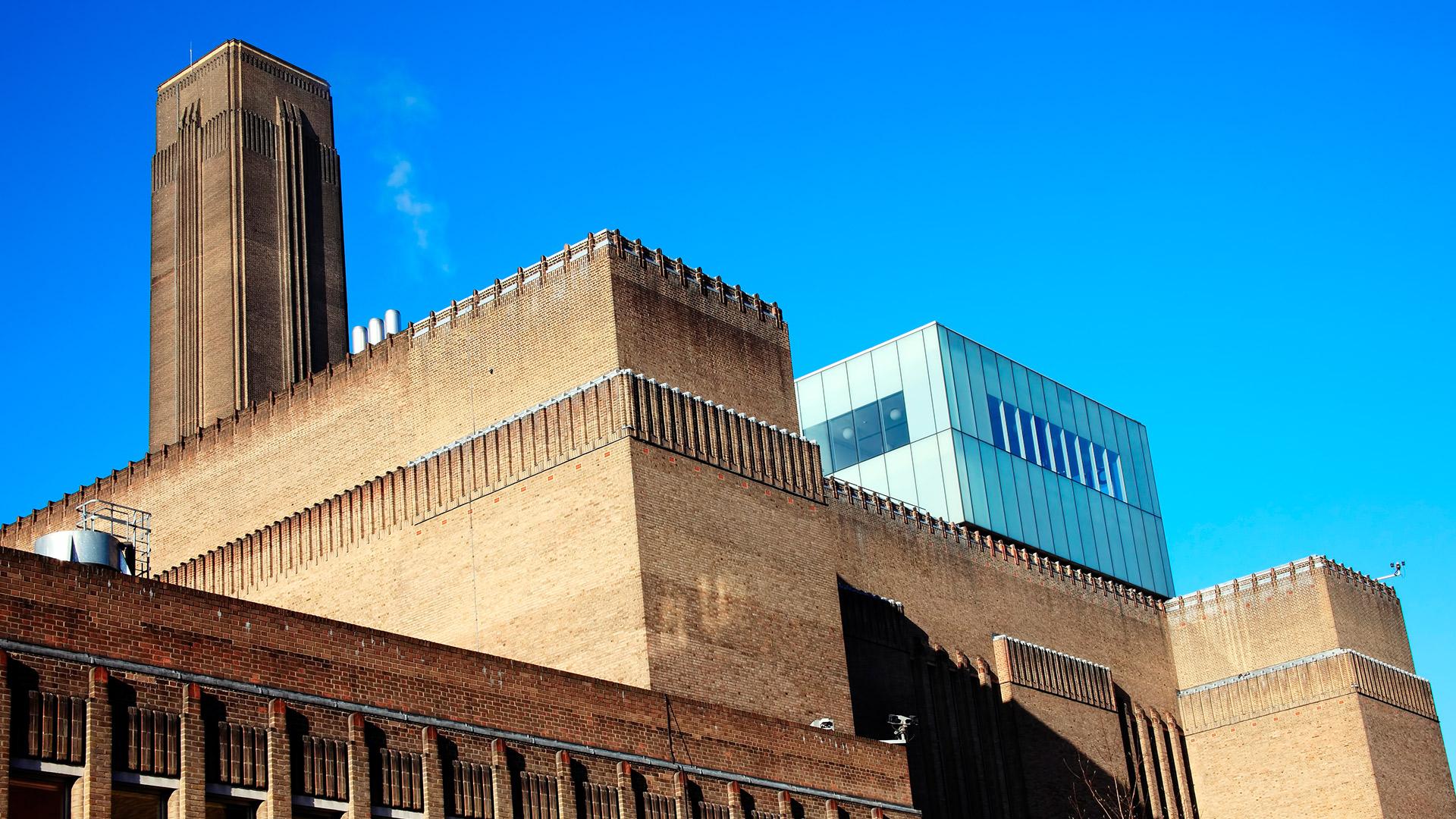 Tate Modern crece hero asset