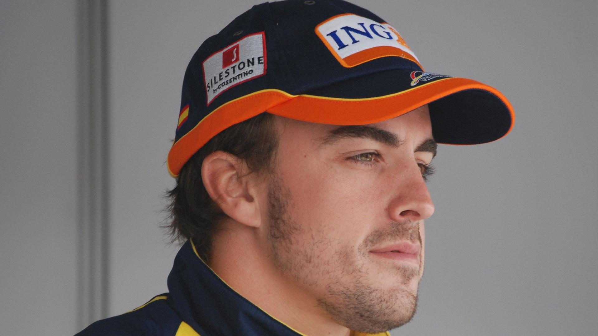 Alonso 30 años hero asset