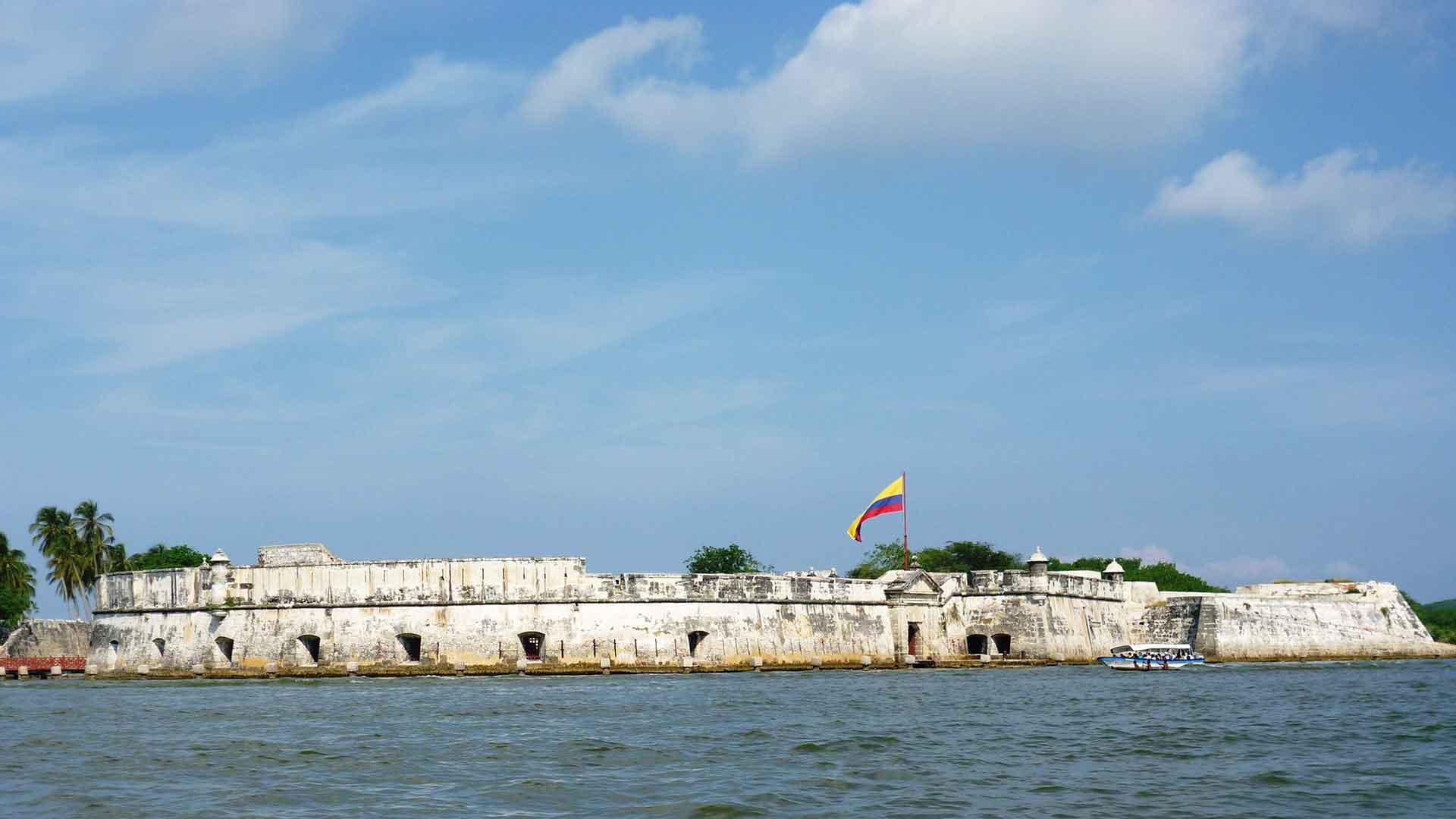 Cartagena de Indias hero asset