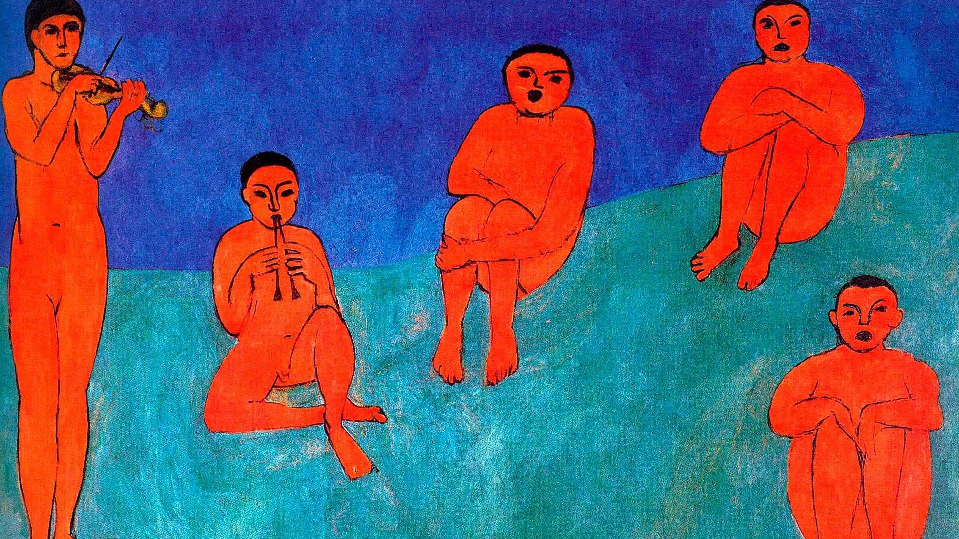 Henri Matisse hero asset