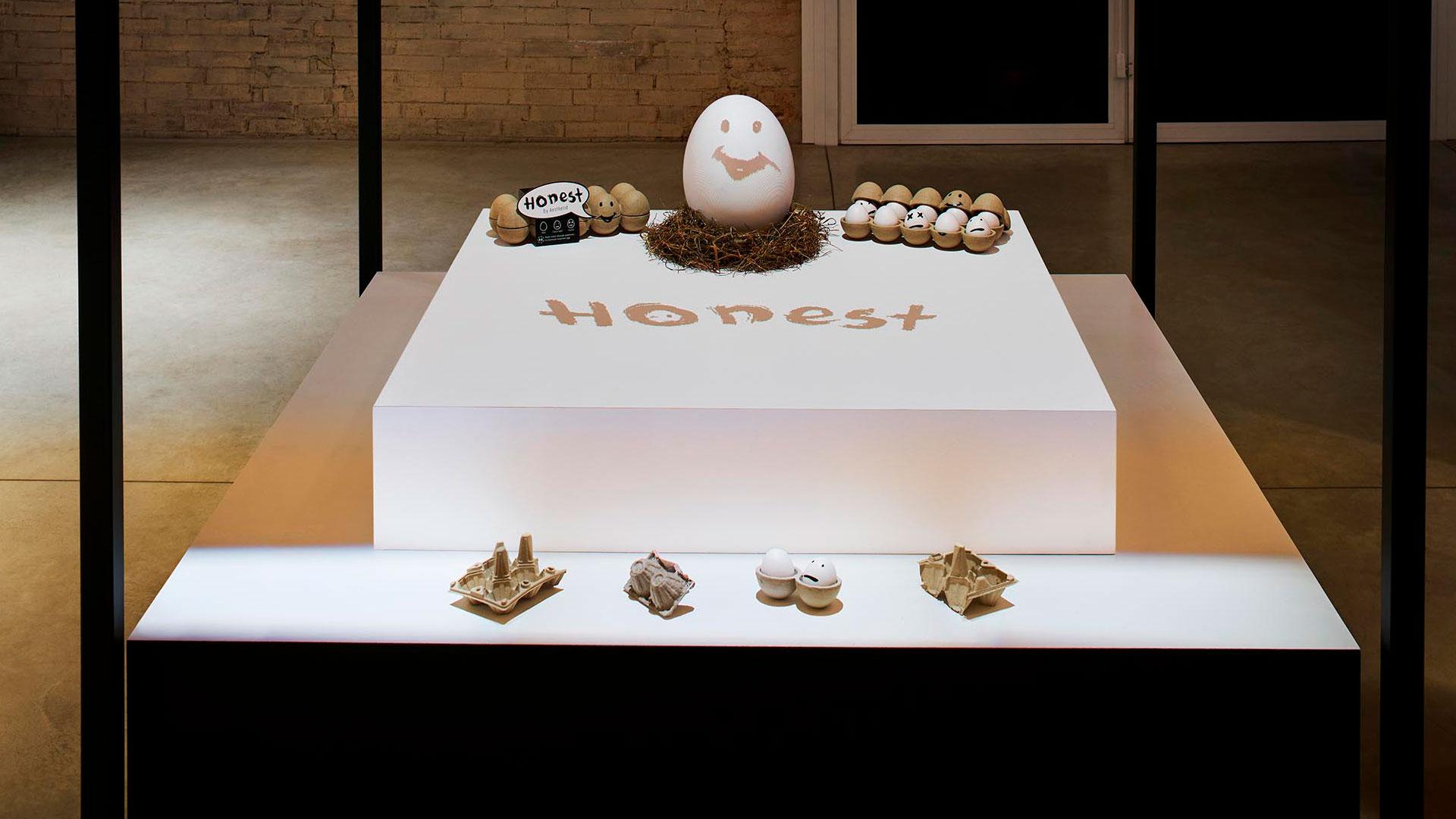Honest Egg hero asset