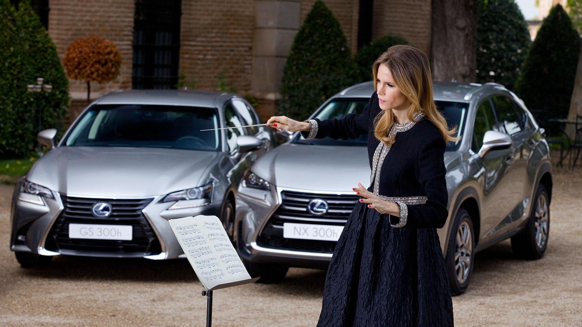 Inma Shara Lexus Excelencia hero asset