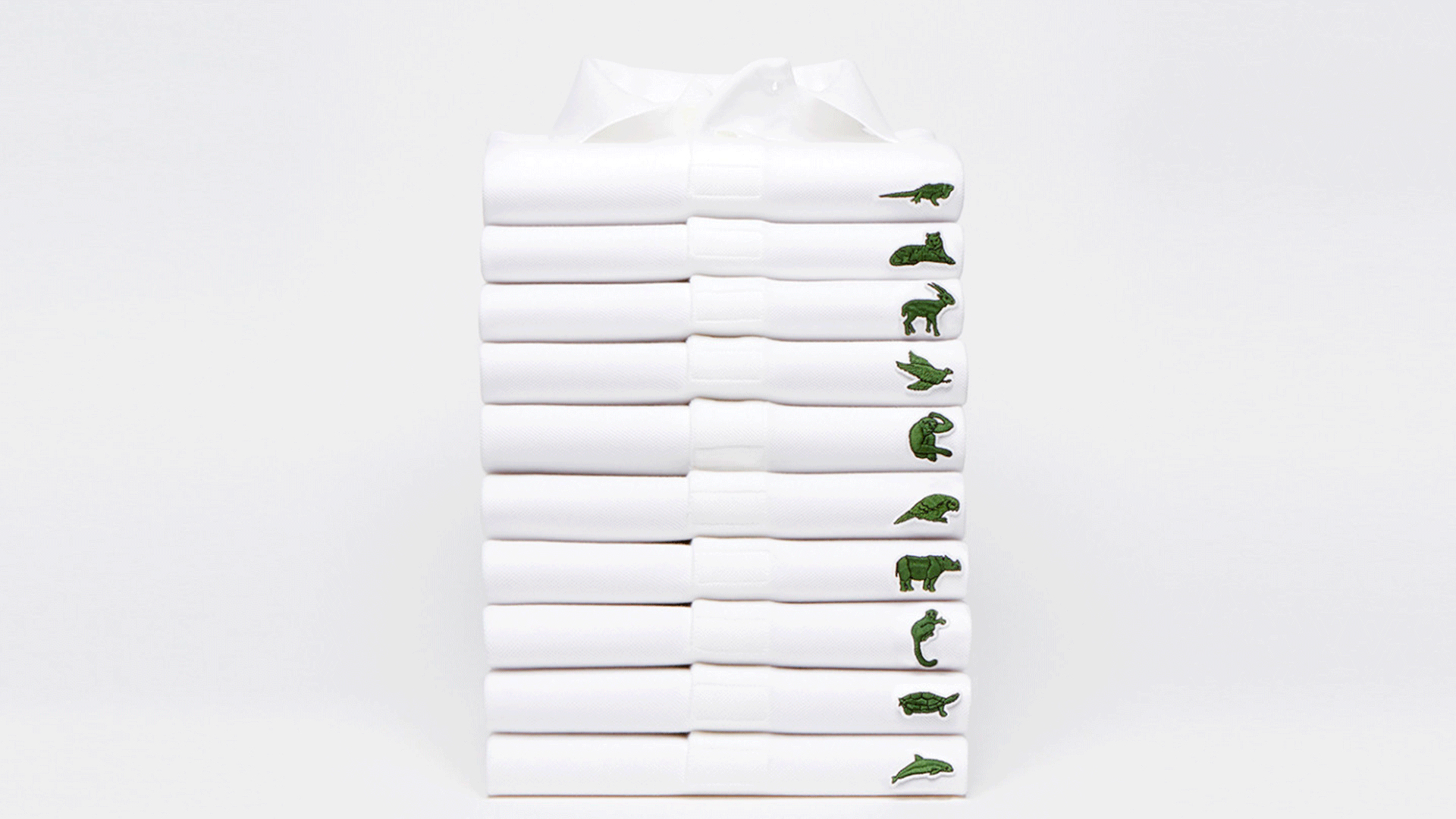 Lacoste x Nature hero asset