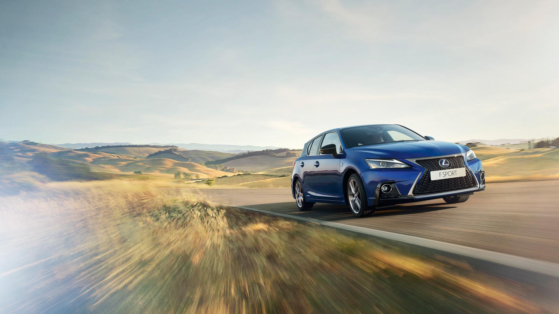 Lexus líder en fiabilidad hero asset
