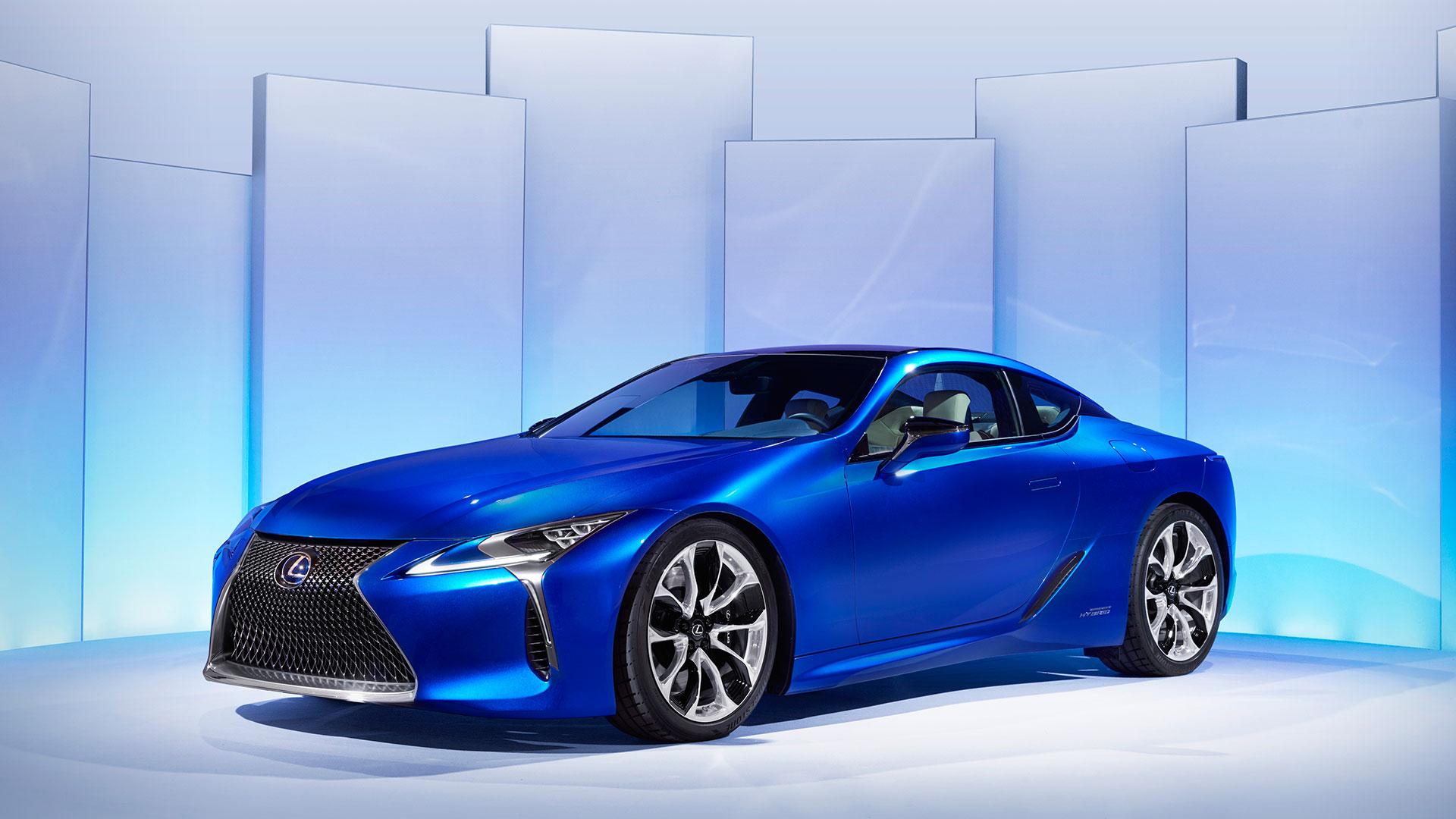 Lexus Ginebra 2016 hero asset
