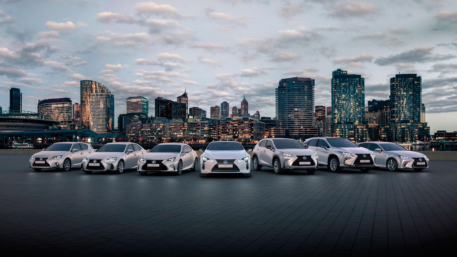 Lexus supera la barrera de los 10 000 hero asset