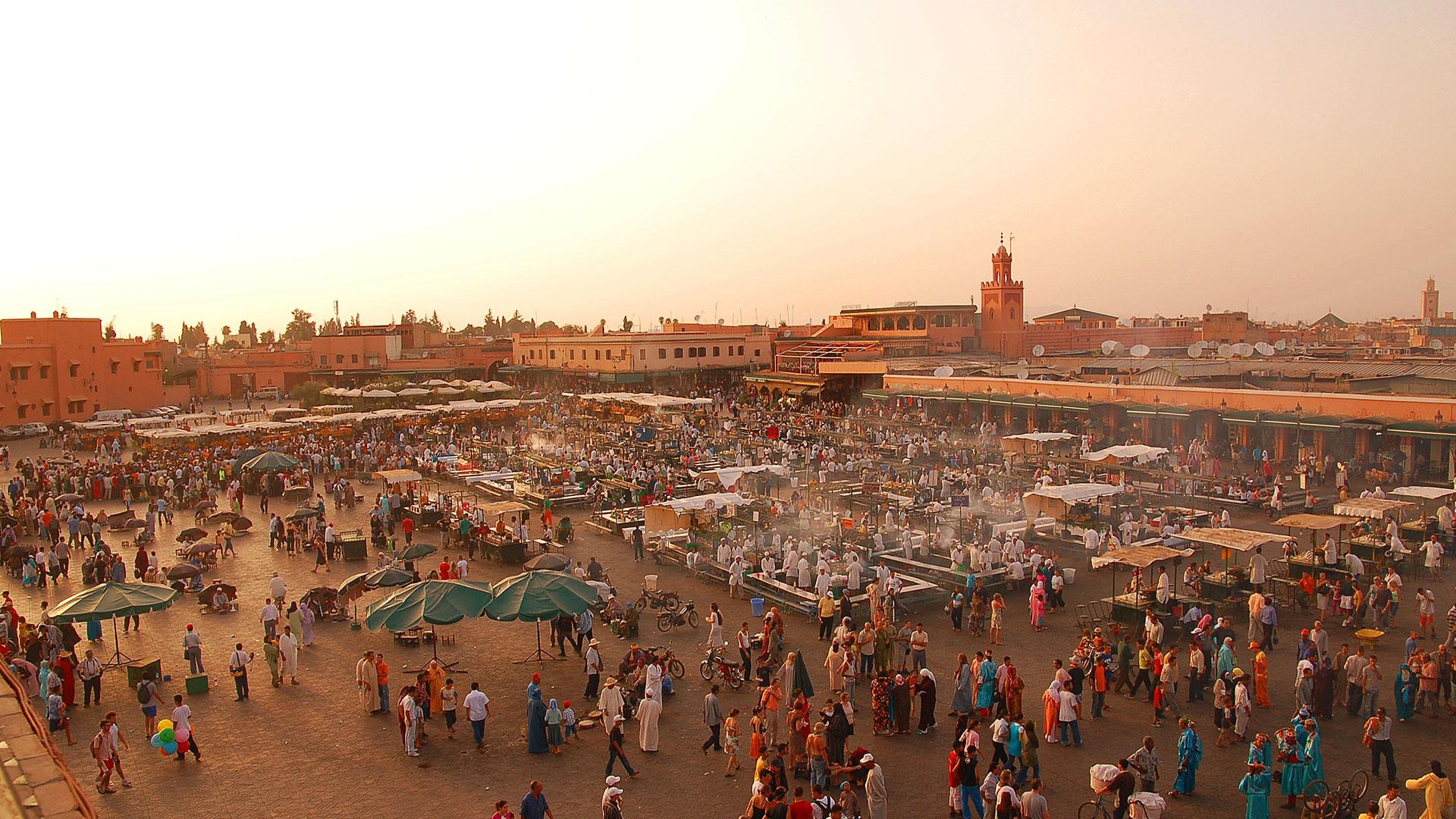 Marrakech hero asset