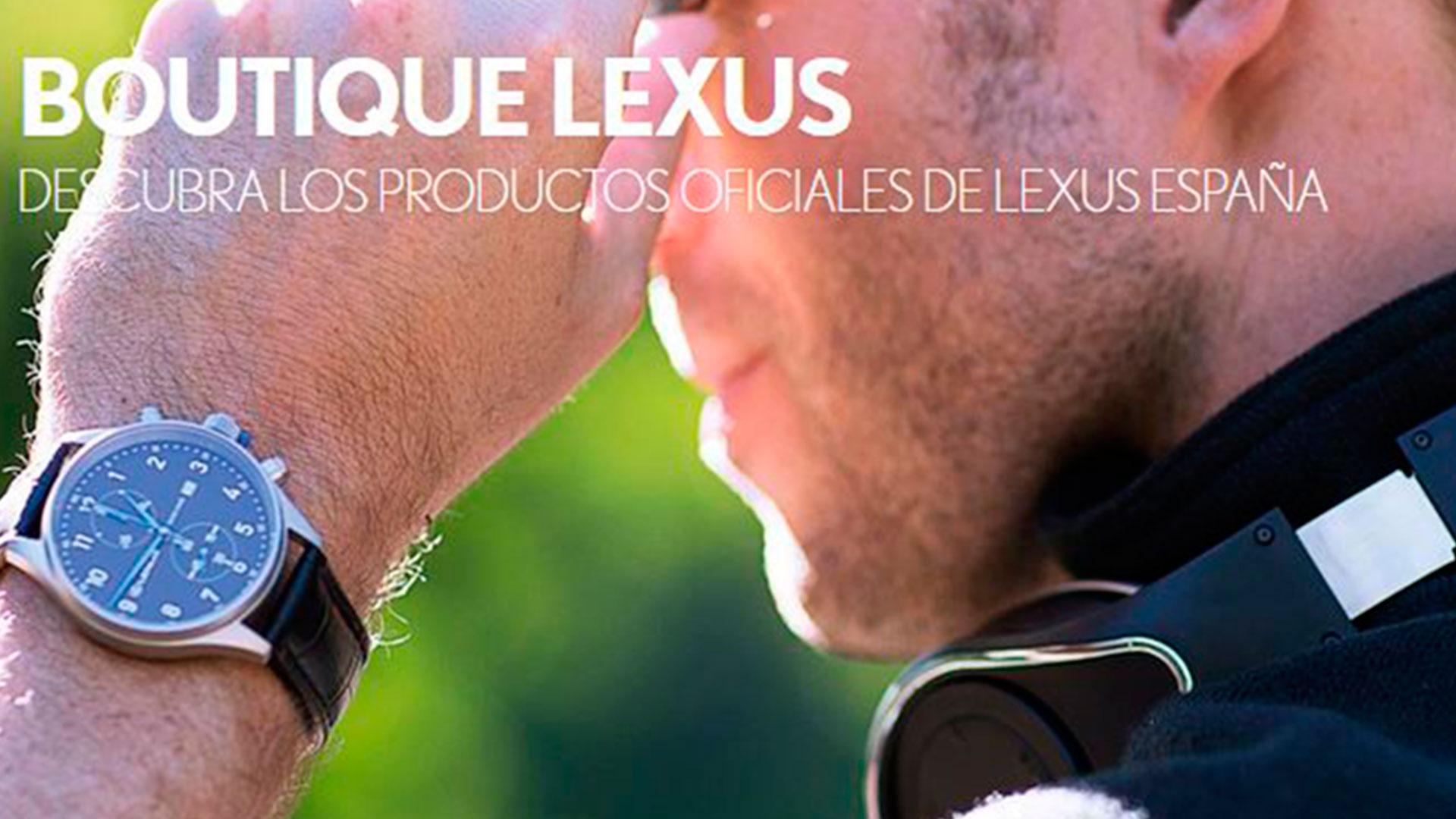 Nueva Boutique Lexus 1 0 hero asset