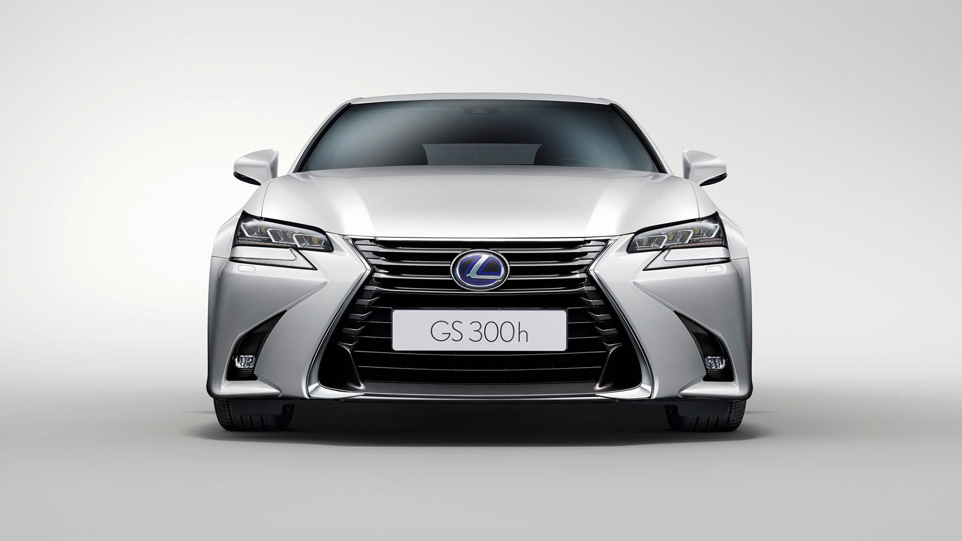 Lexus GS 300h hero asset