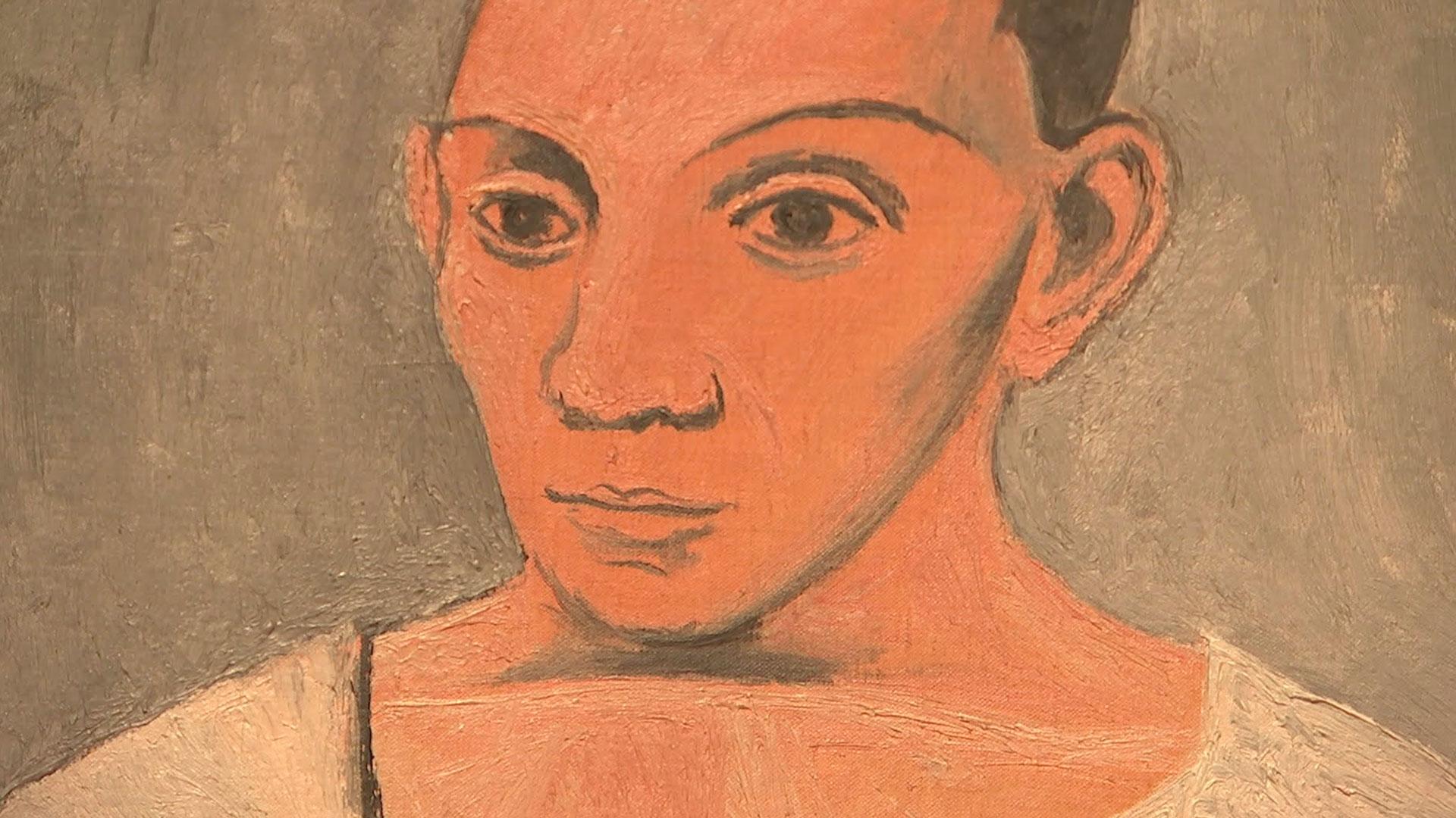 Picasso – Retratos hero asset