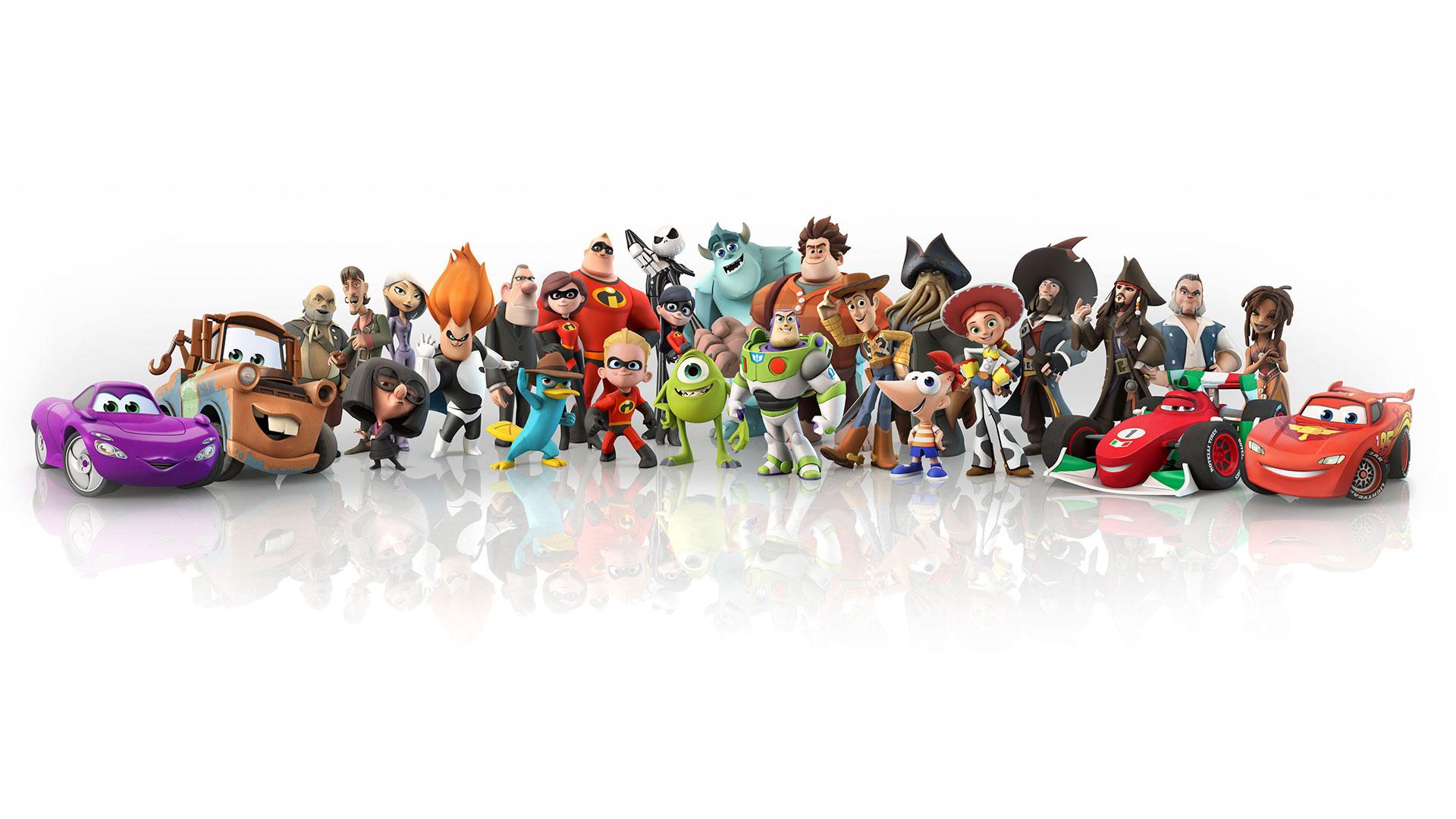Pixar hero asset