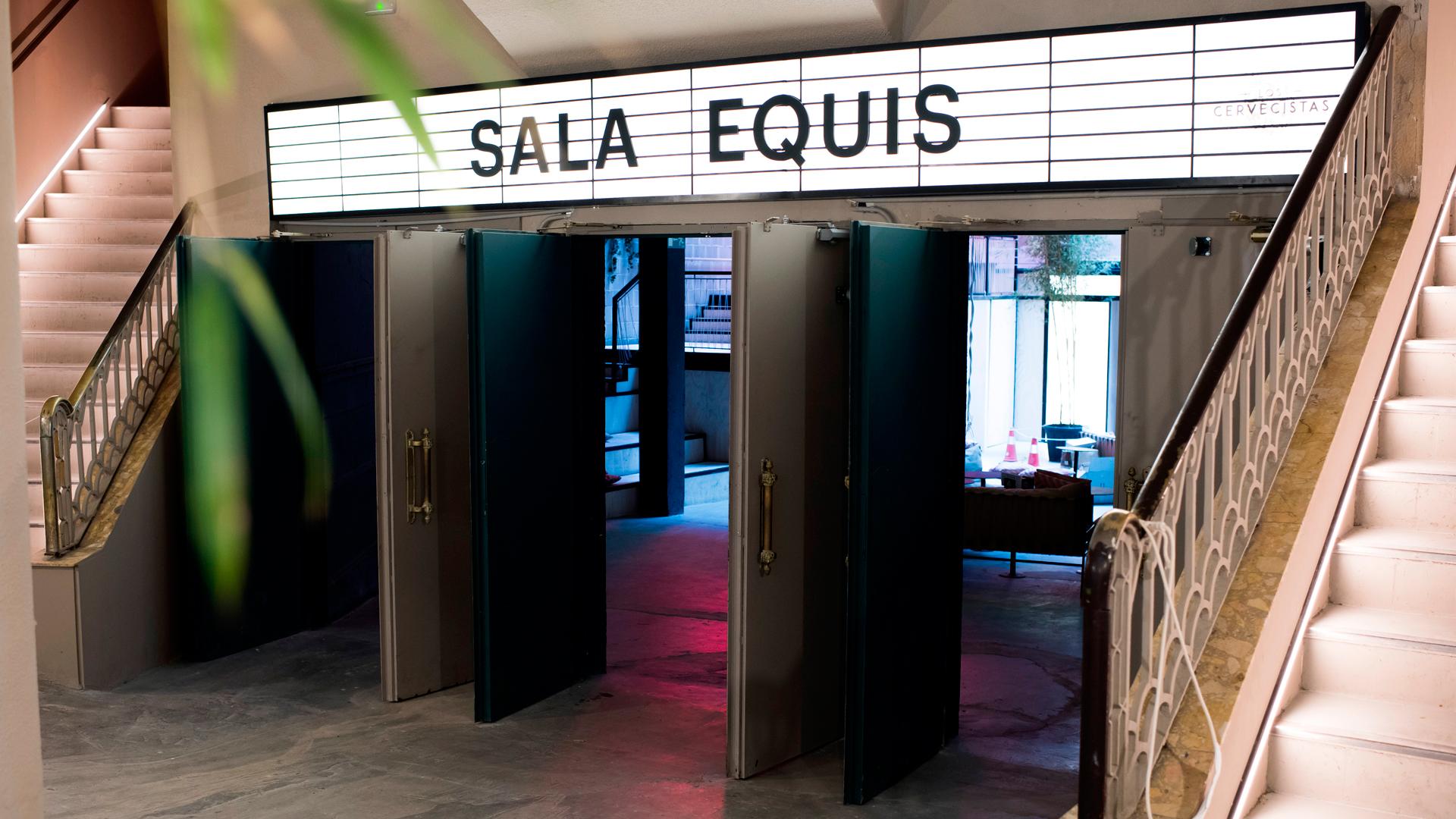 El cine vuelve a la Sala Equis hero asset