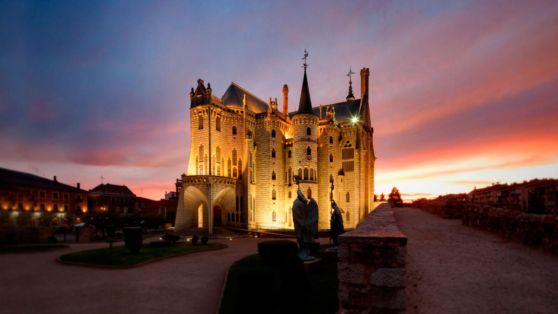 Un palacio para las hadas hero asset