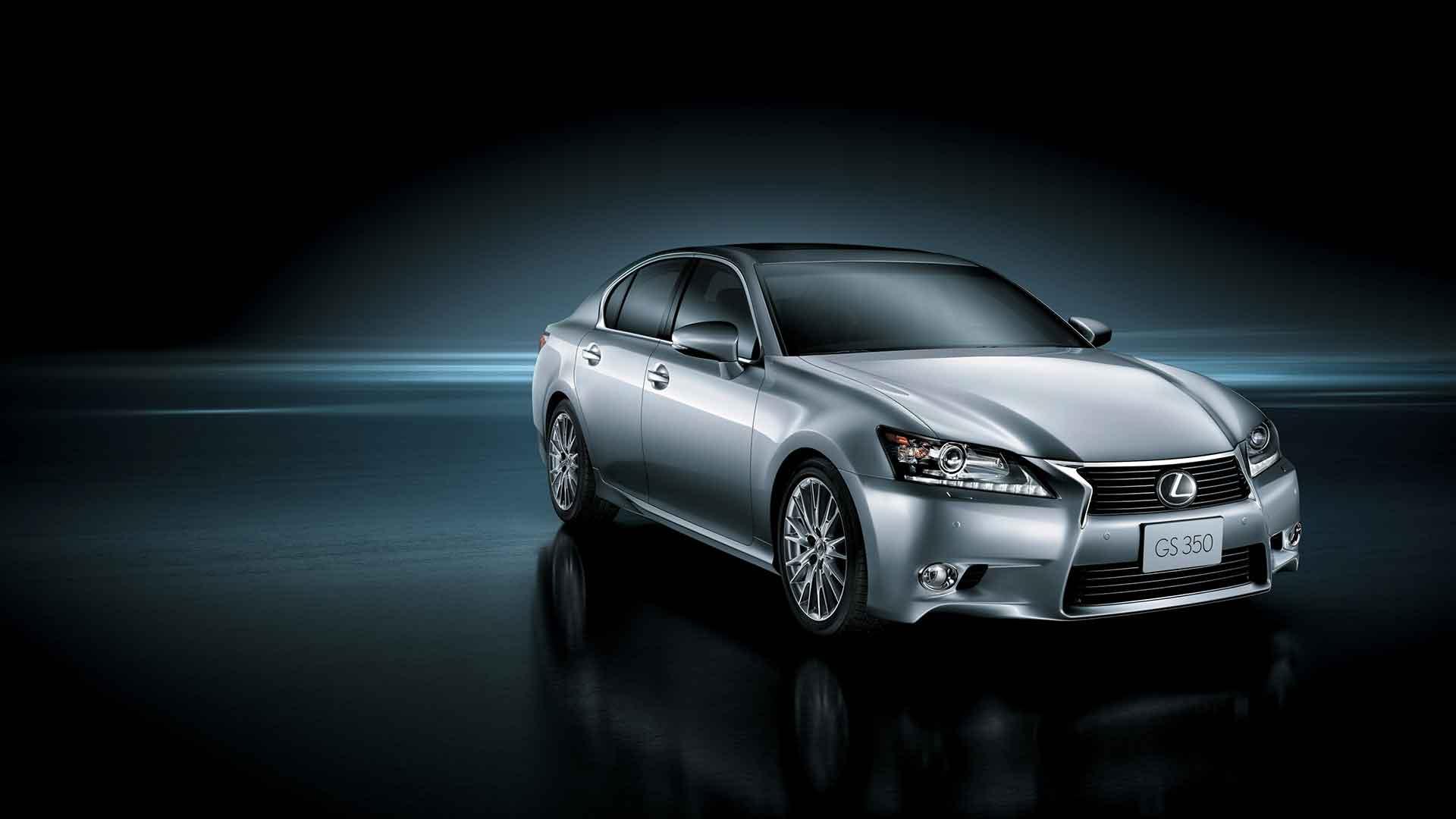 Presentación del Nuevo Lexus GS 2012 hero asset
