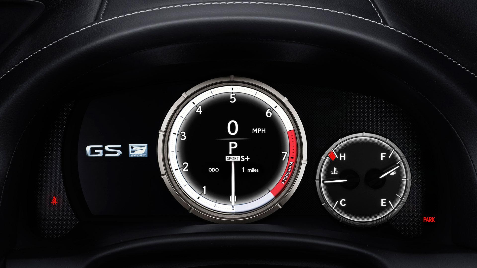 Venta el nuevo Lexus GS 300h hero asset
