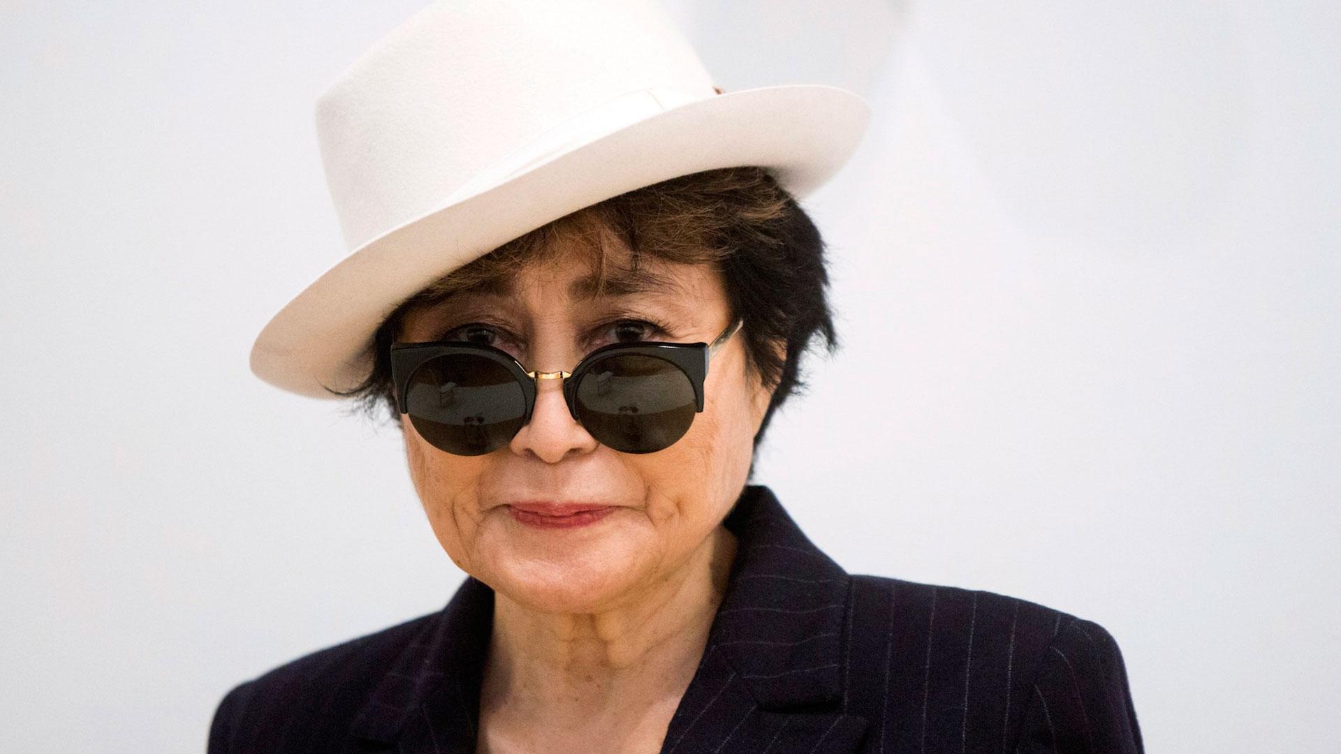 Yoko Ono hero asset