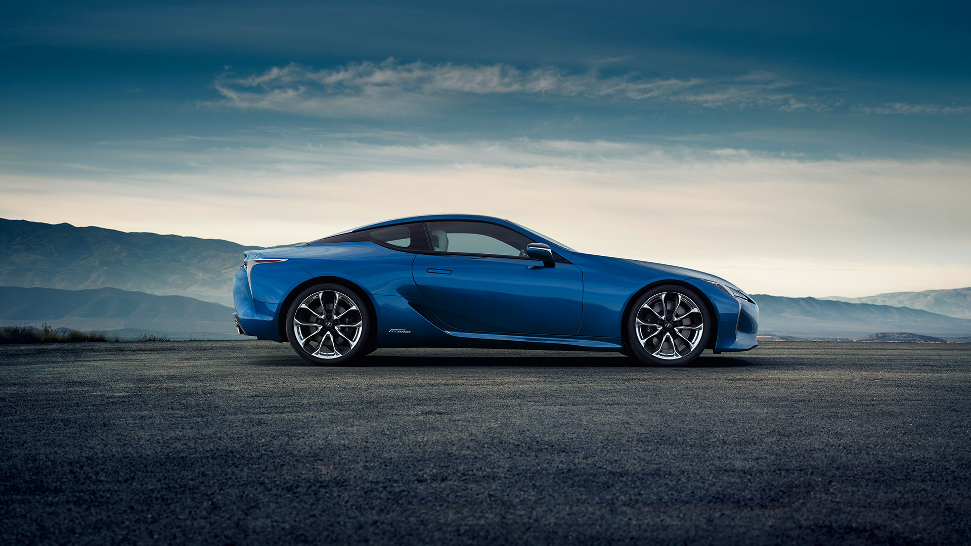 The All New Lexus Lc Structural Blue Edition Lexus Uk